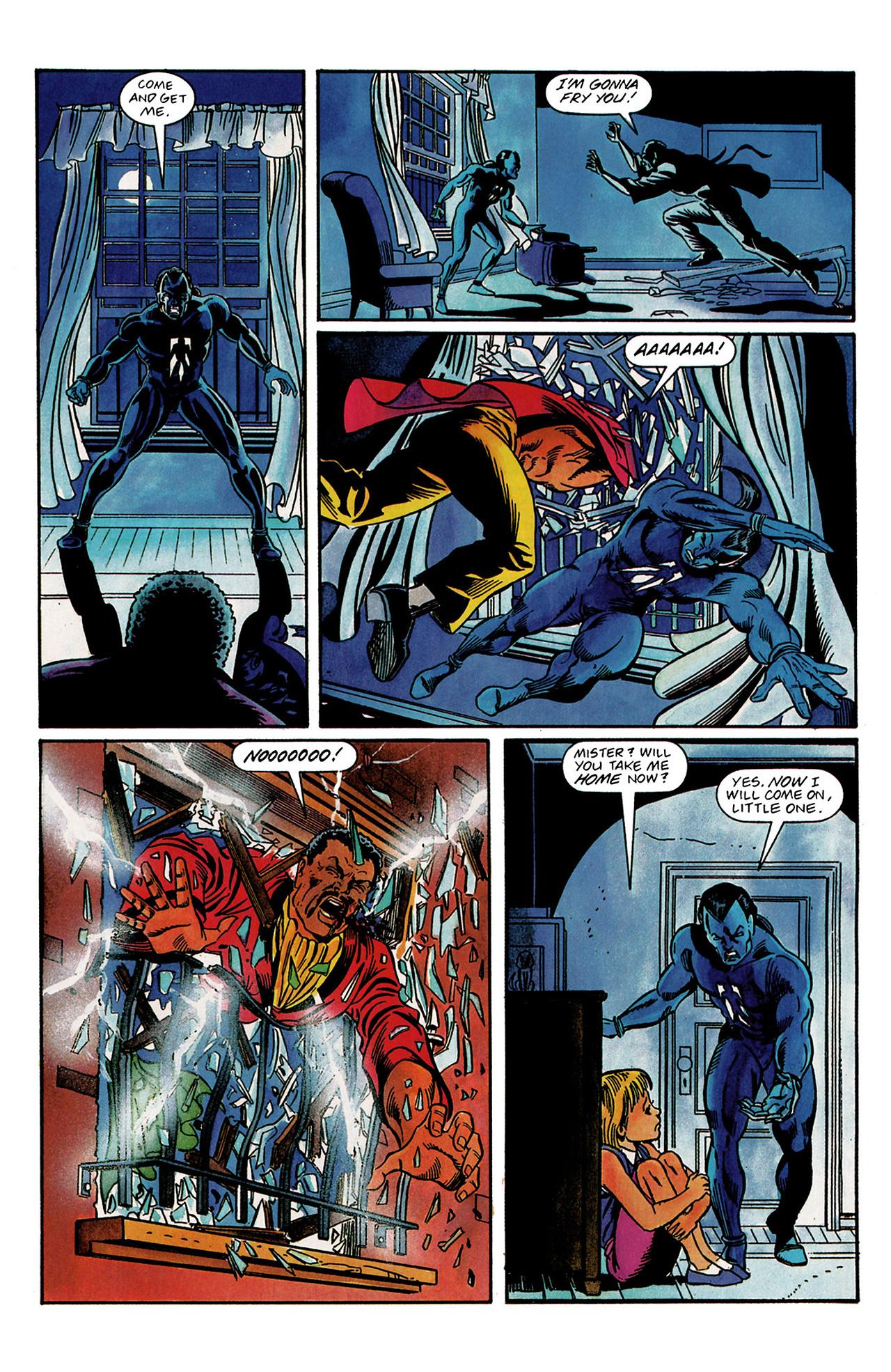 Read online Shadowman (1992) comic -  Issue #3 - 22
