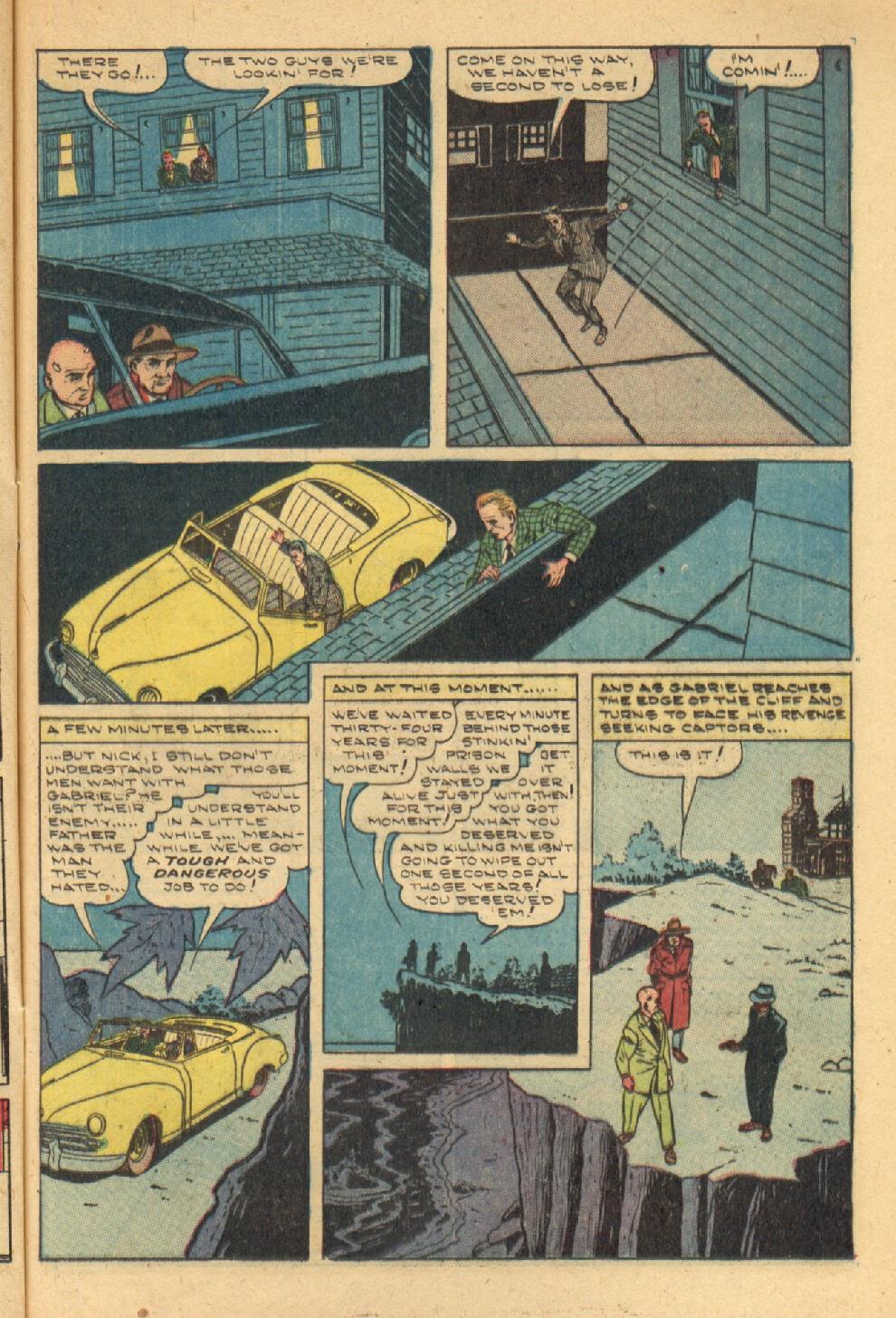Shadow Comics #101 #94 - English 36