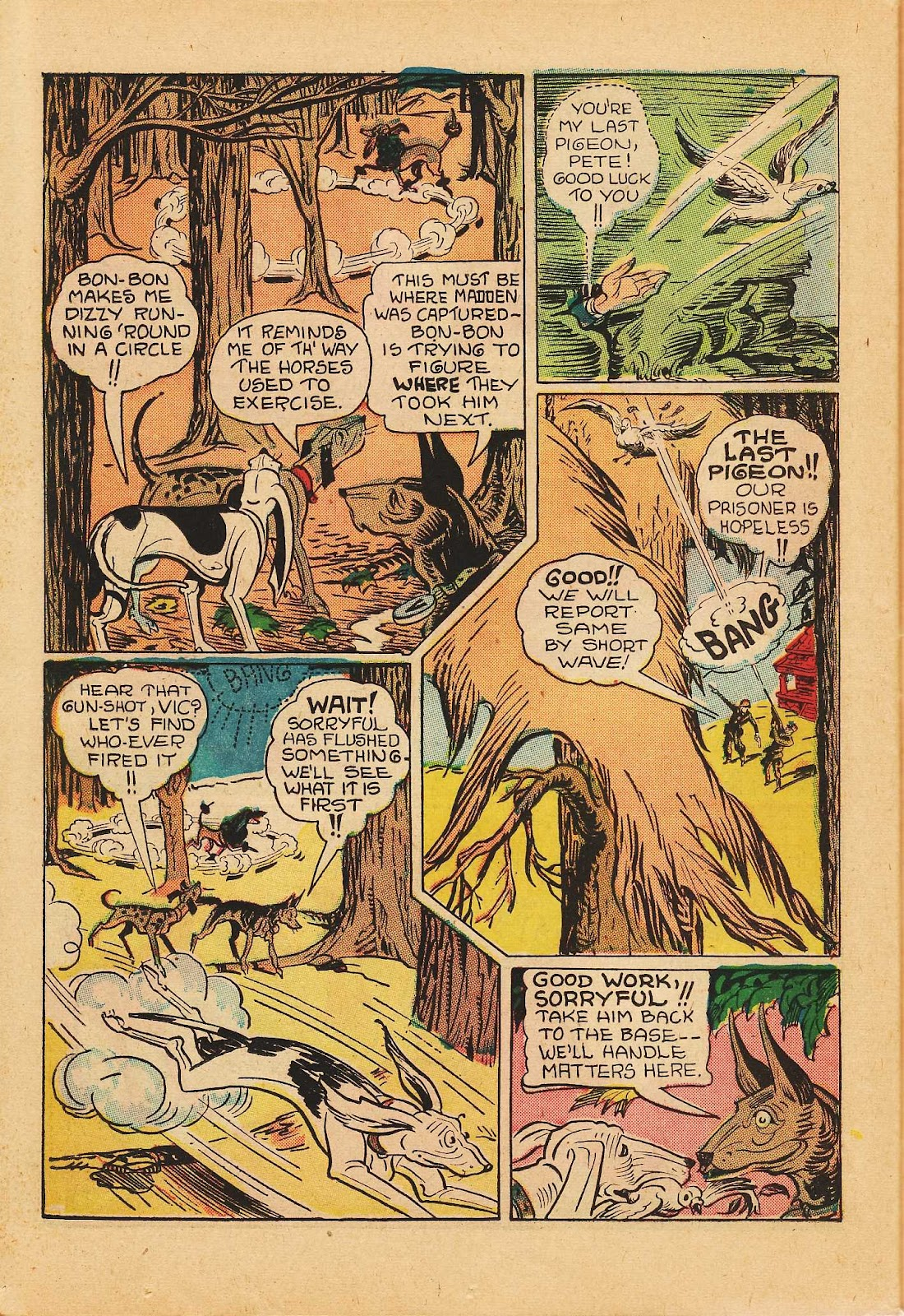 Super-Magician Comics issue 22 - Page 44