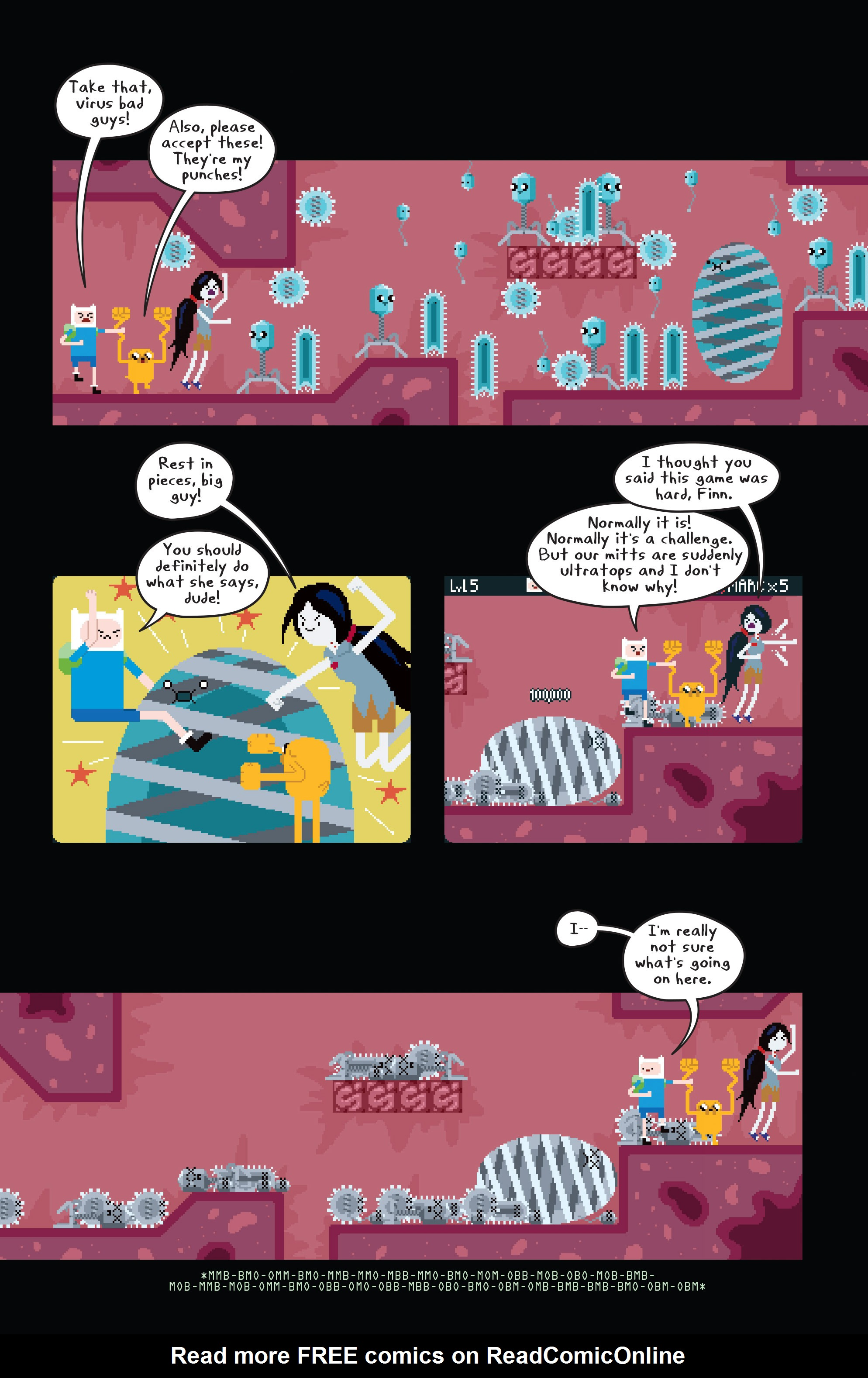 Read online Adventure Time comic -  Issue #Adventure Time _TPB 3 - 25