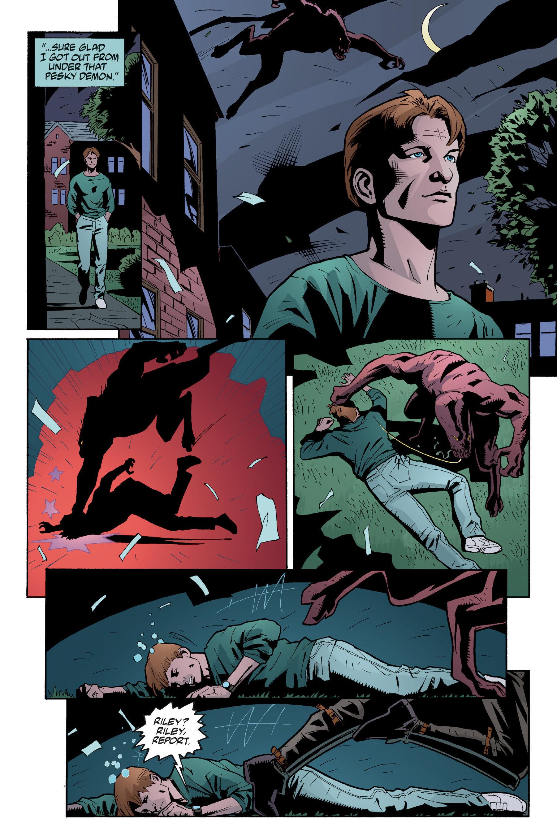 Read online Buffy the Vampire Slayer: Omnibus comic -  Issue # TPB 5 - 244