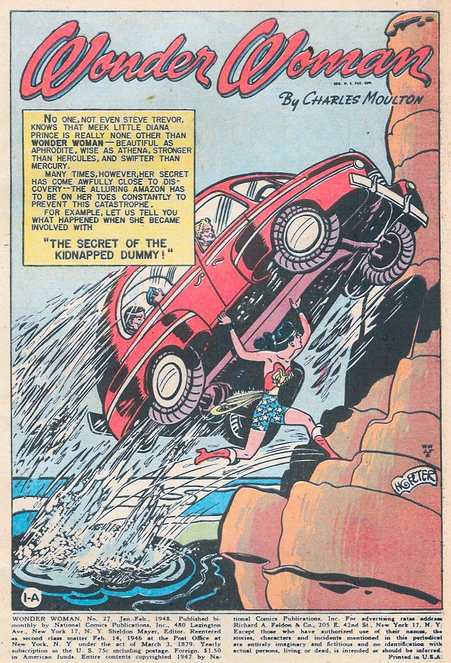 Read online Wonder Woman (1942) comic -  Issue #27 - 3