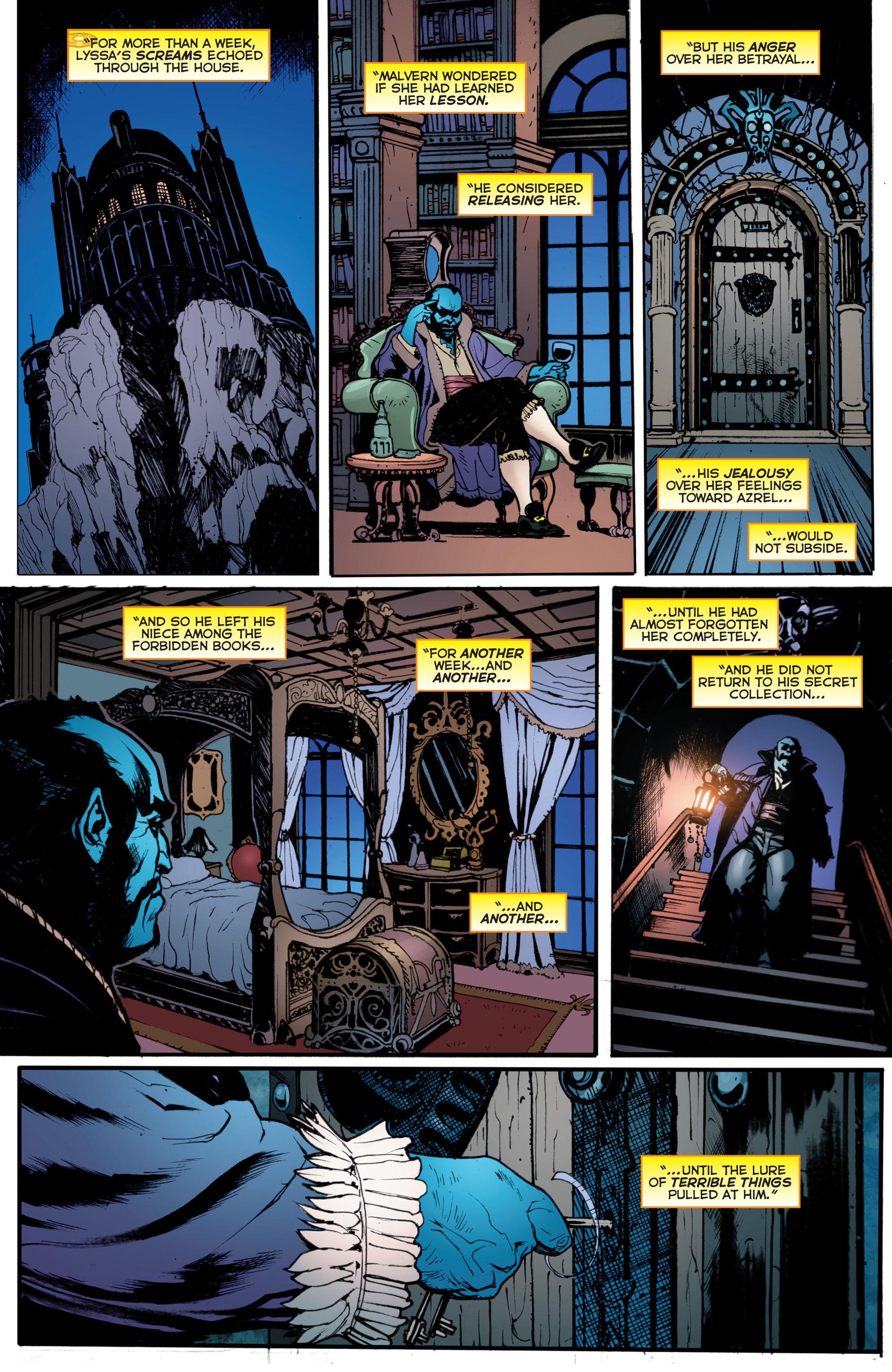 Read online Sinestro comic -  Issue # Annual 1 - 19