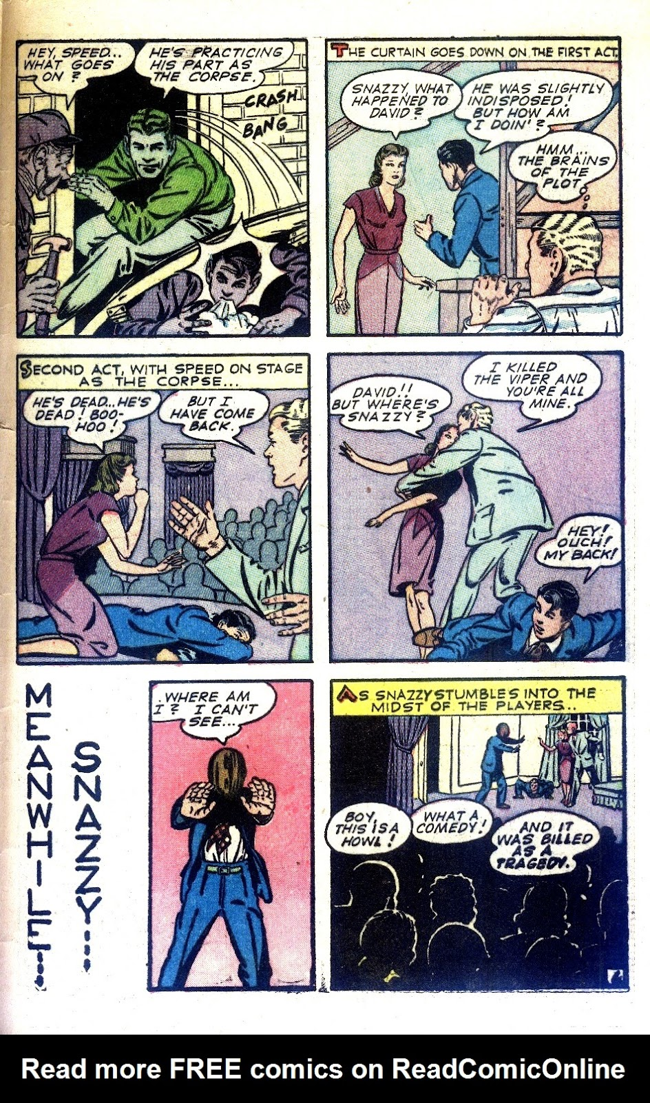 Read online Nellie The Nurse (1945) comic -  Issue #2 - 47