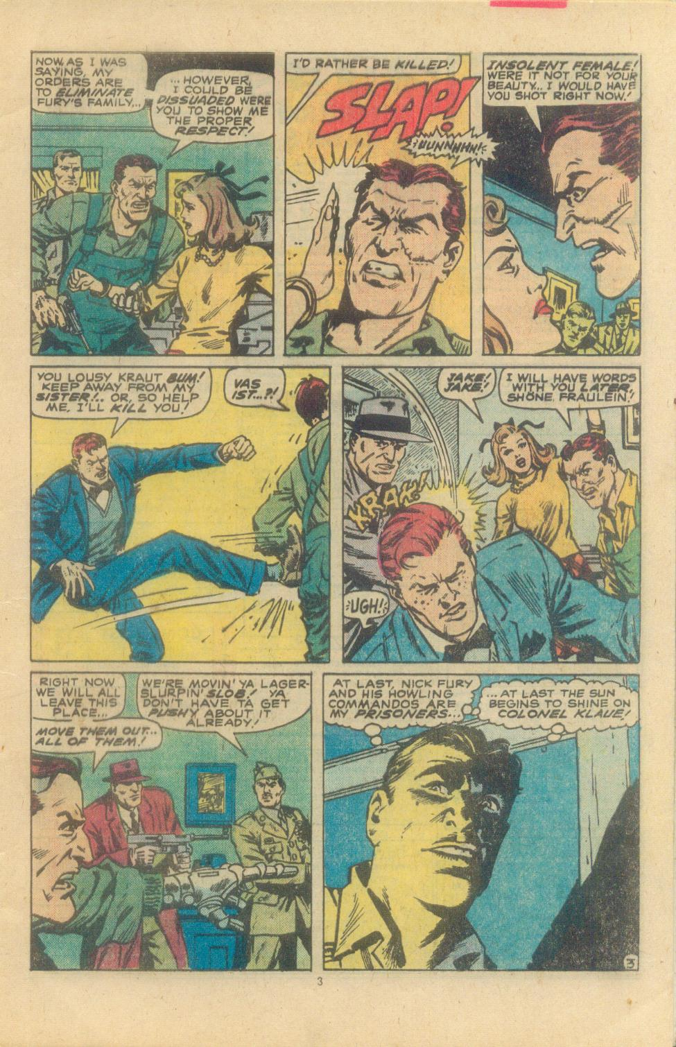 Read online Sgt. Fury comic -  Issue #163 - 5