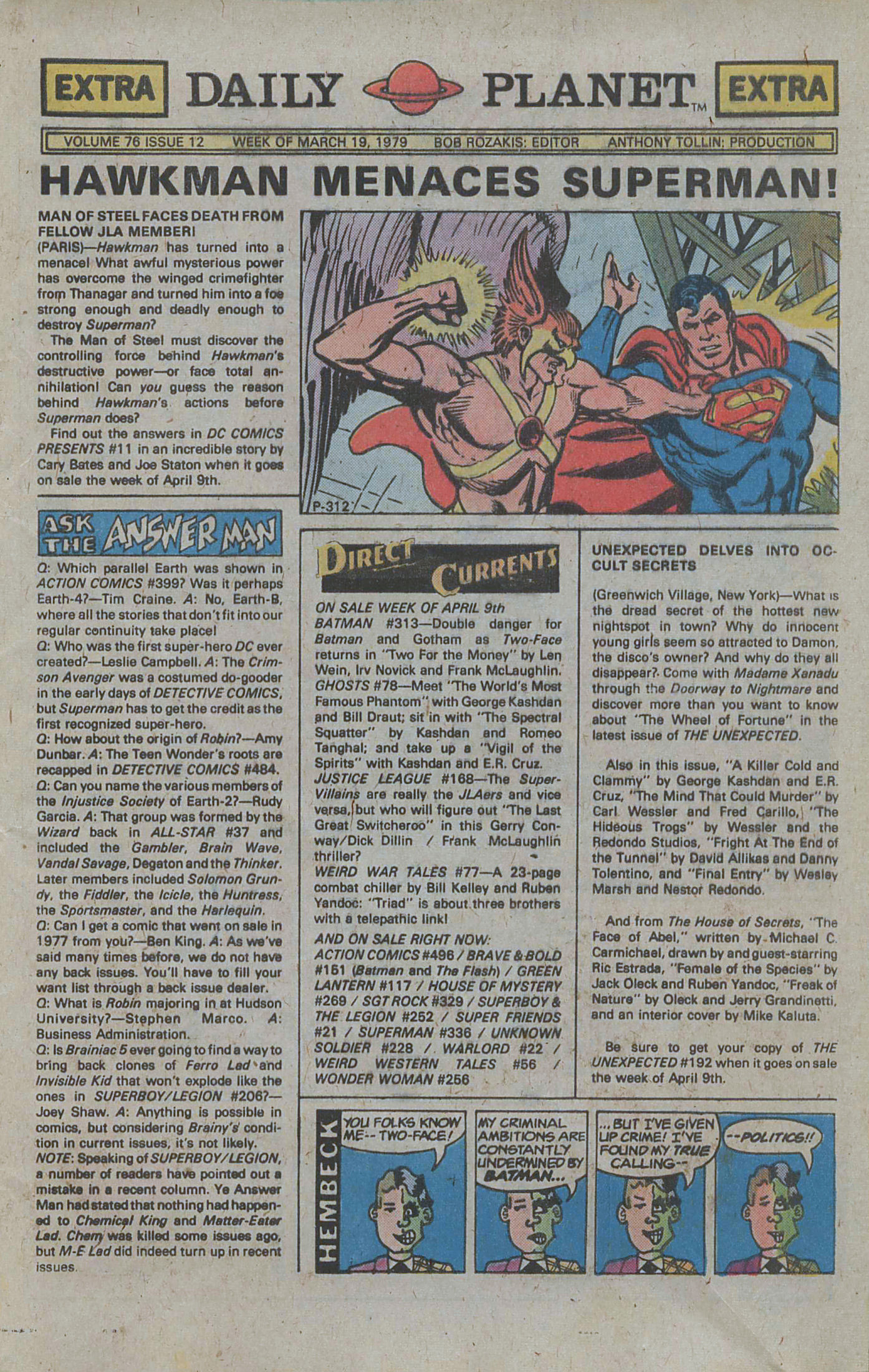 Read online Action Comics (1938) comic -  Issue #496 - 33