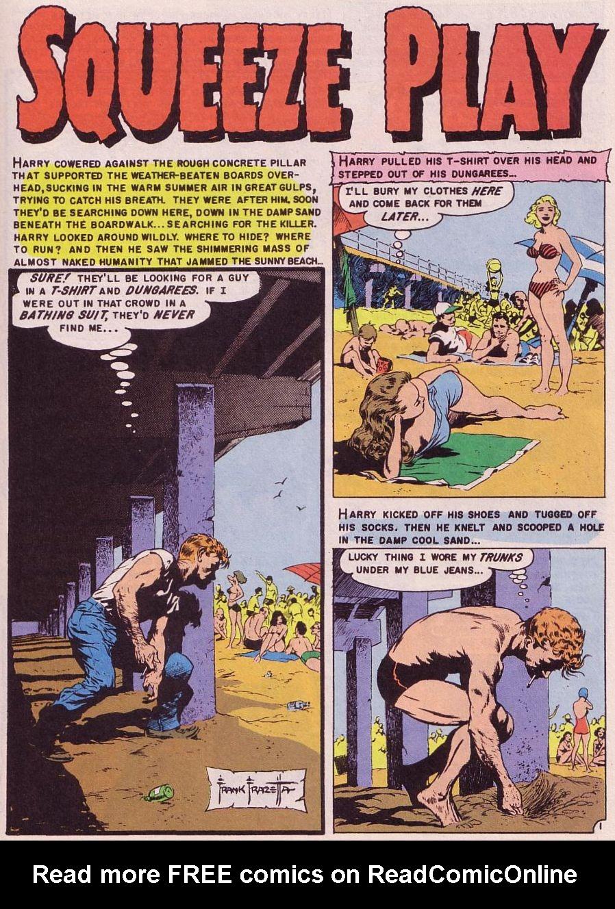 Read online Shock SuspenStories comic -  Issue #13 - 23