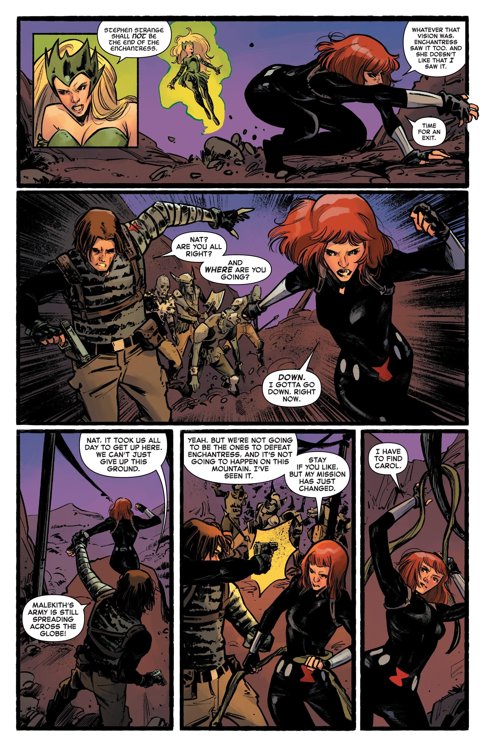 Read online Captain Marvel (2019) comic -  Issue #6 - 6