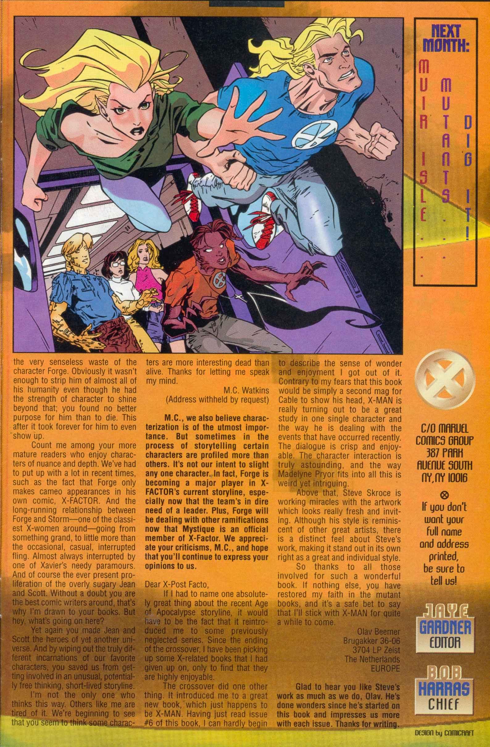 X-Man 11 Page 21