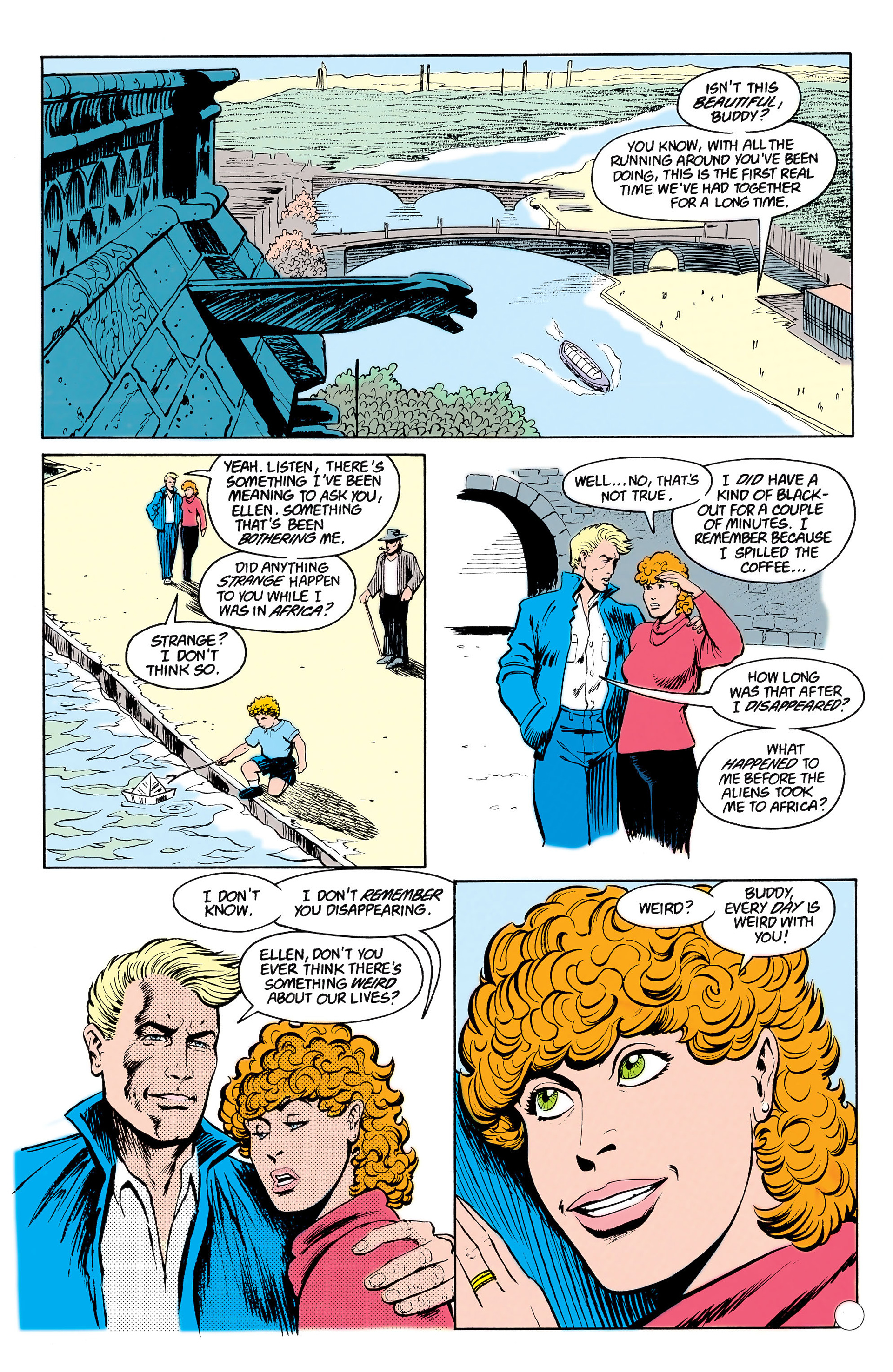 Read online Animal Man (1988) comic -  Issue #16 - 10