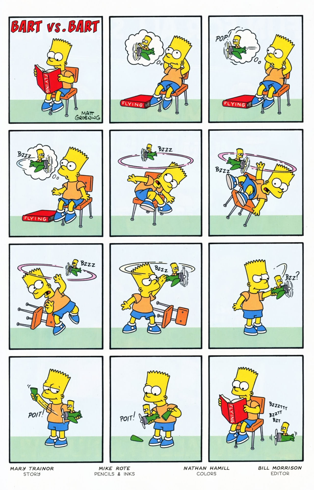 Read online Simpsons Comics Presents Bart Simpson comic -  Issue #57 - 21