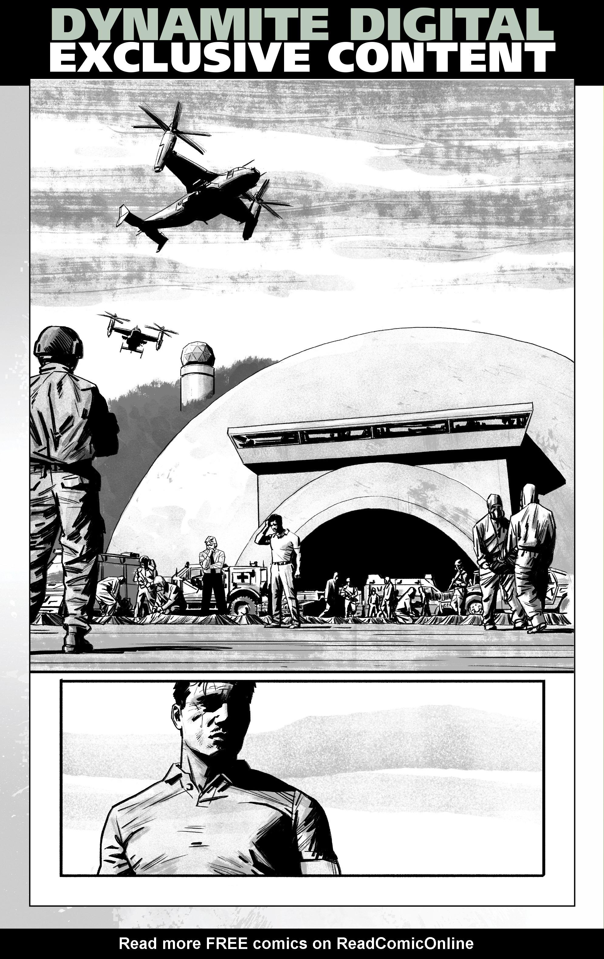 Read online James Bond: Felix Leiter comic -  Issue #4 - 24