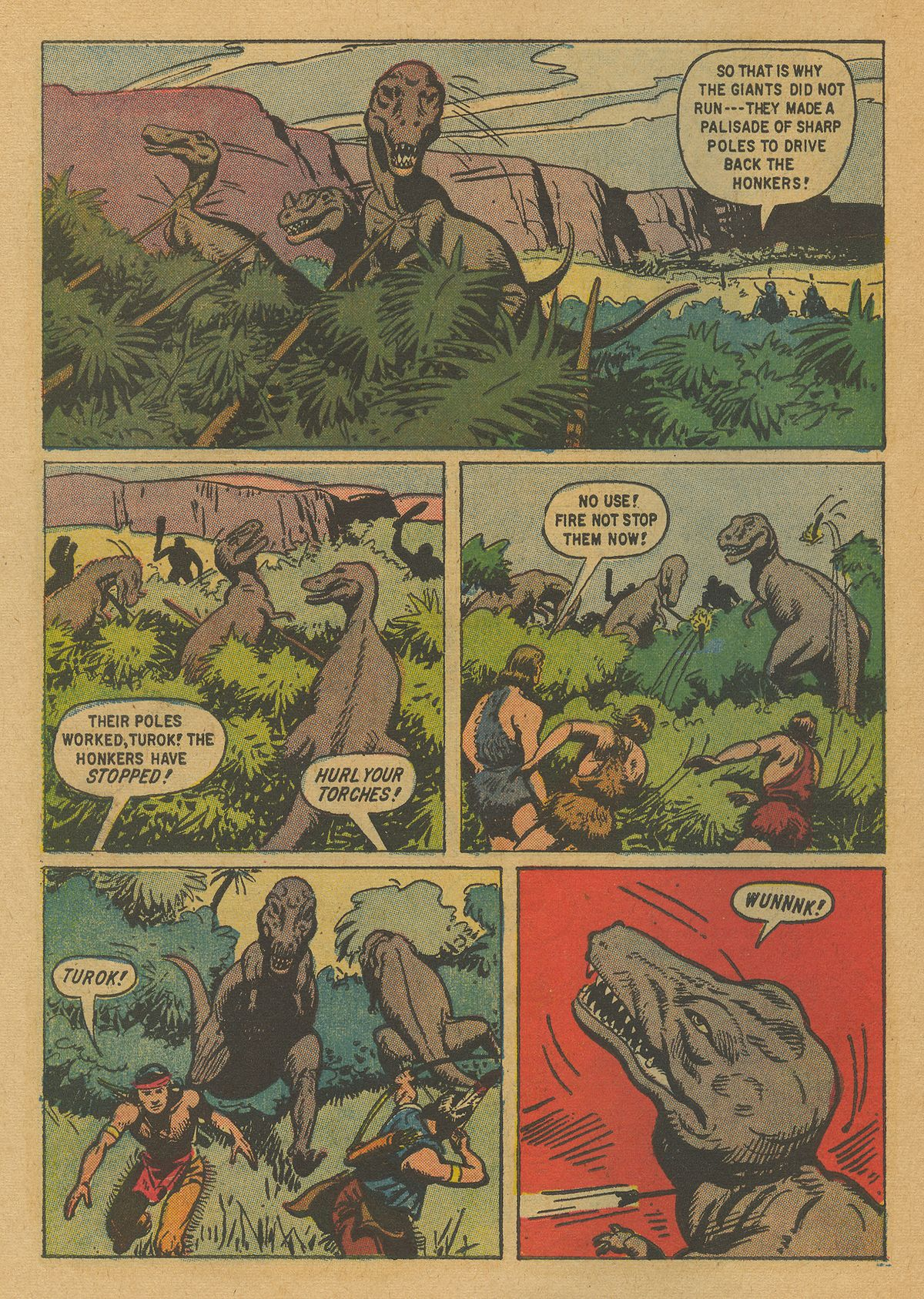 Read online Turok, Son of Stone comic -  Issue #19 - 30