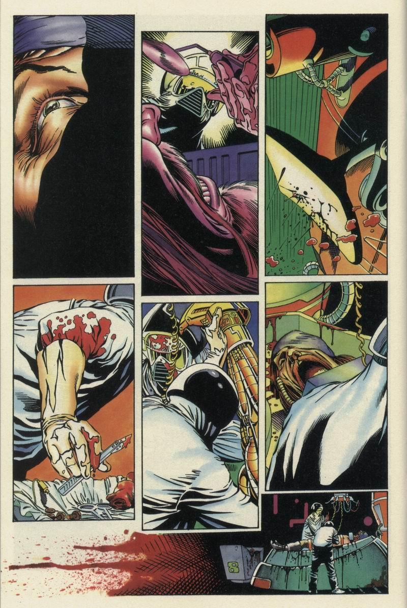Read online Turok, Dinosaur Hunter (1993) comic -  Issue #13 - 11
