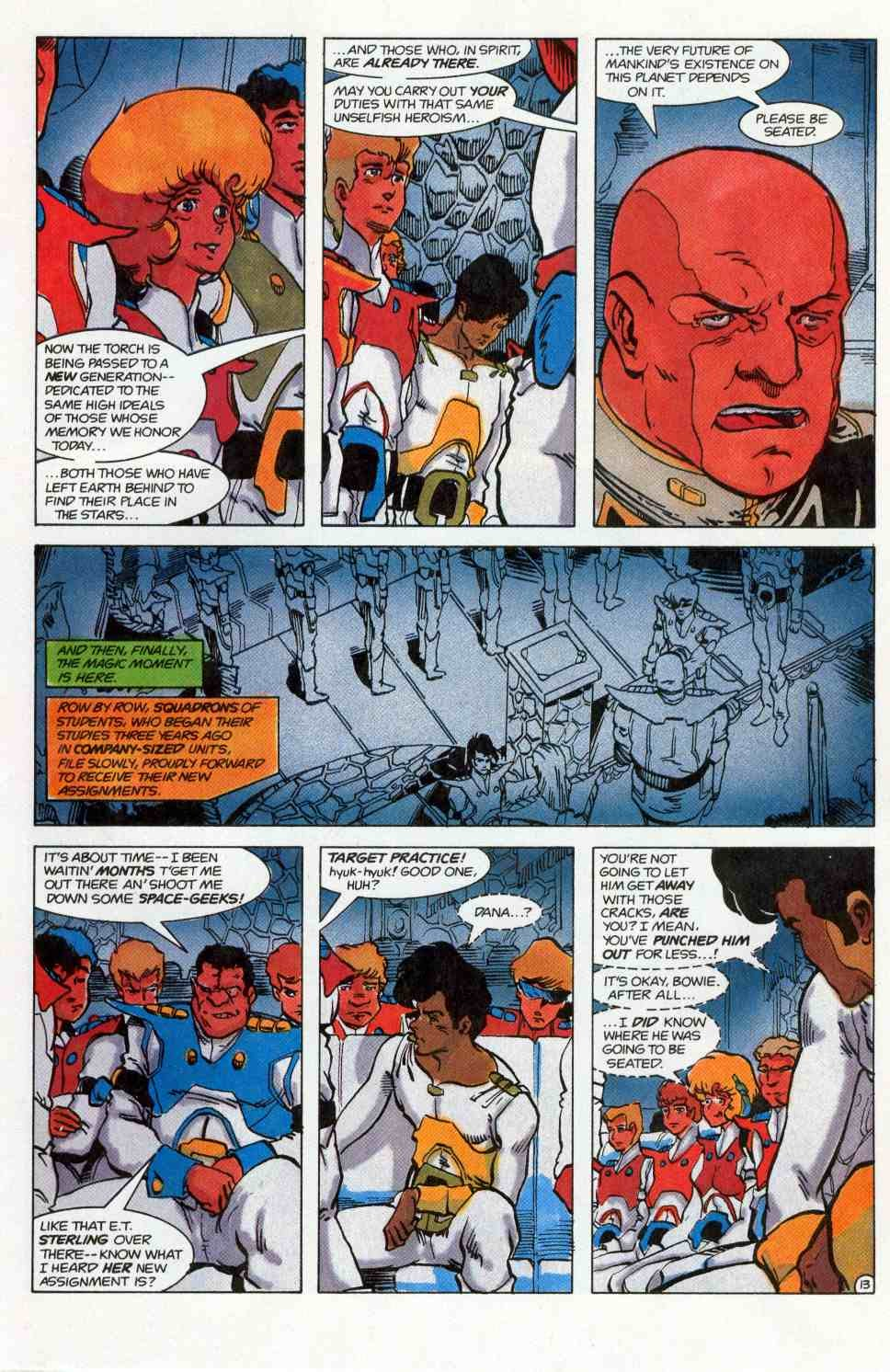 Robotech Special issue Full - Page 14