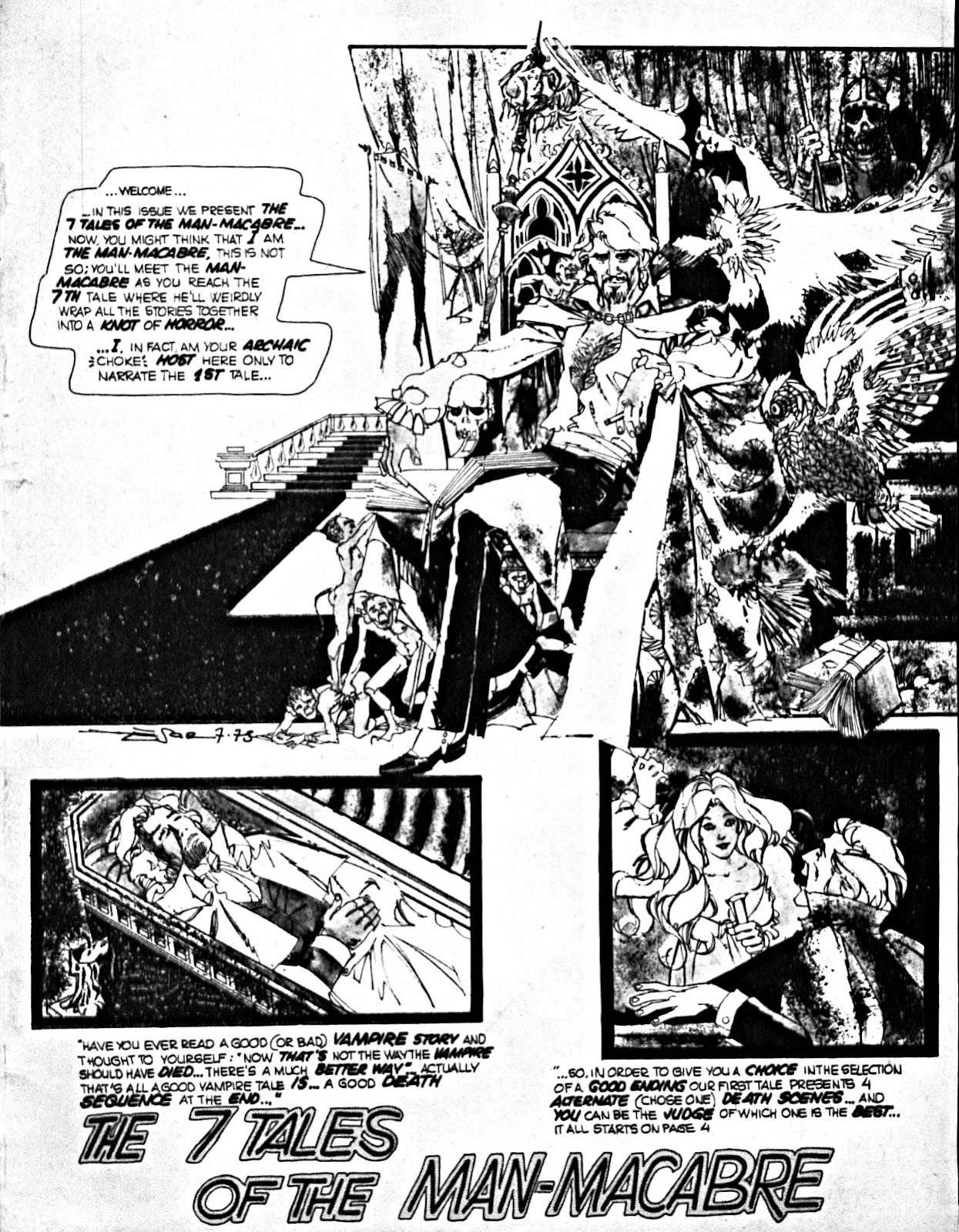 Nightmare (1970) issue 18 - Page 2