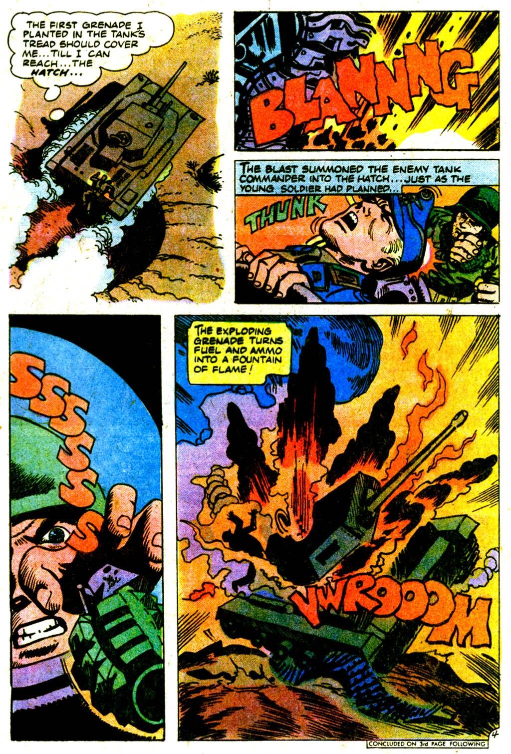 Read online Sgt. Rock comic -  Issue #313 - 27