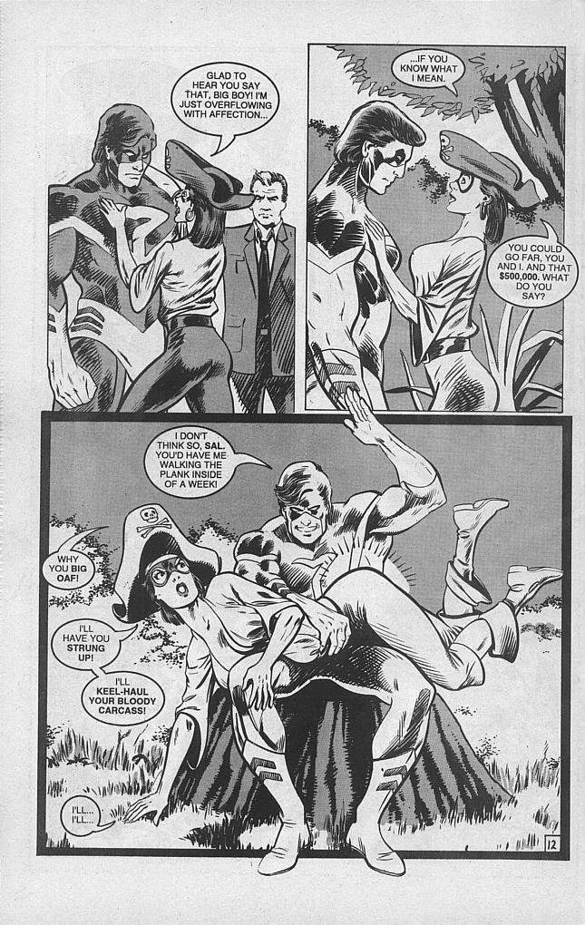 Femforce Issue #46 #46 - English 14