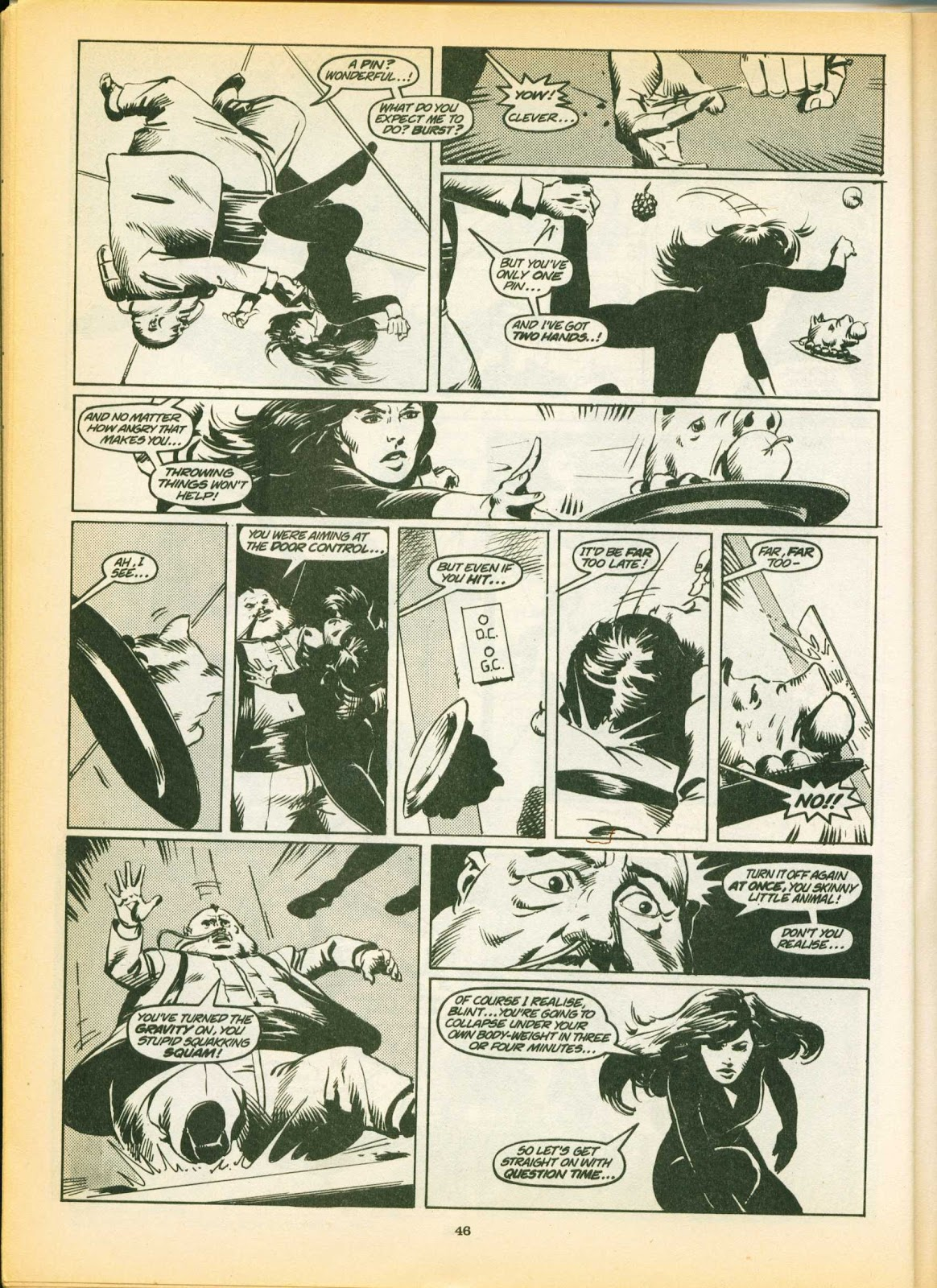 Warrior Issue #8 #9 - English 46