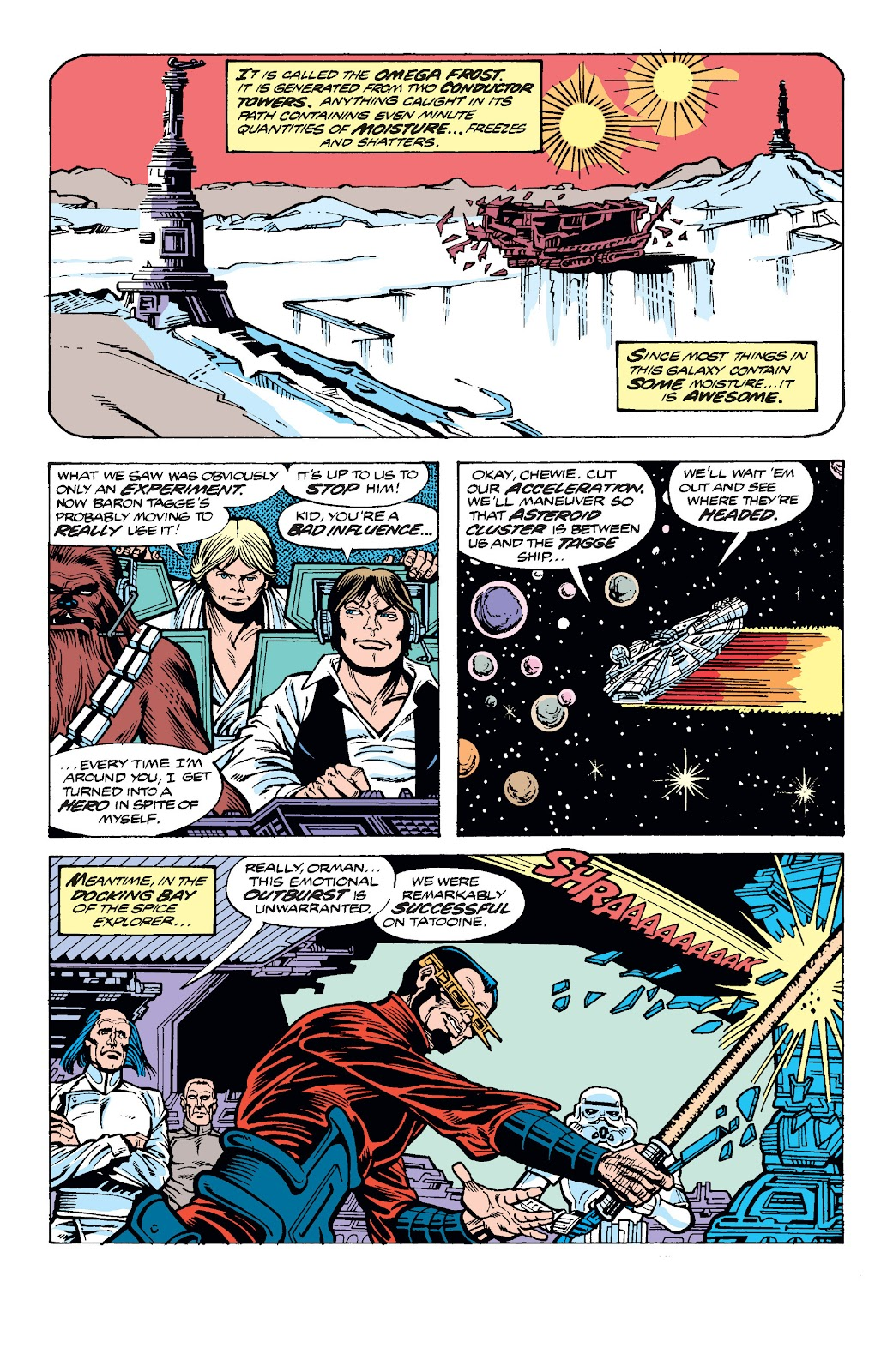 Read online Star Wars Legends: The Original Marvel Years - Epic Collection comic -  Issue # TPB 2 (Part 2) - 70