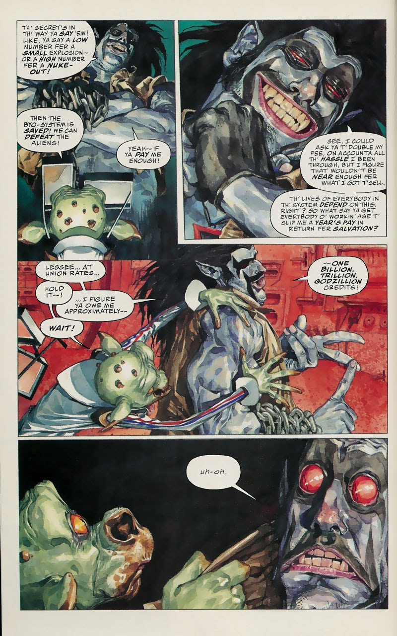 Lobo: Fragtastic Voyage issue Full - Page 45