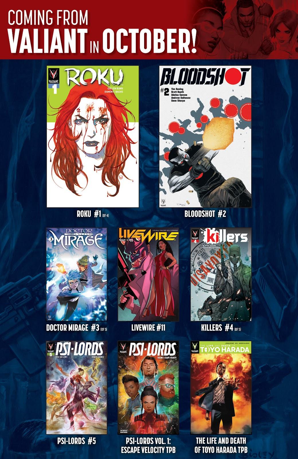 Read online Bloodshot (2019) comic -  Issue #1 - 32