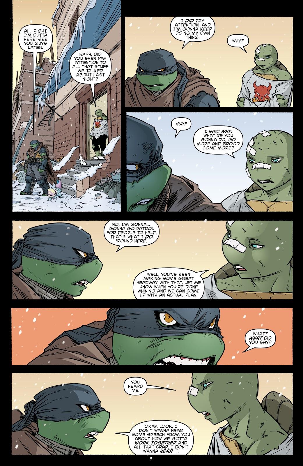 Read online Teenage Mutant Ninja Turtles (2011) comic -  Issue #103 - 7