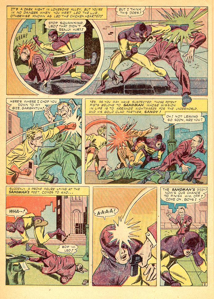 Read online Adventure Comics (1938) comic -  Issue #91 - 4