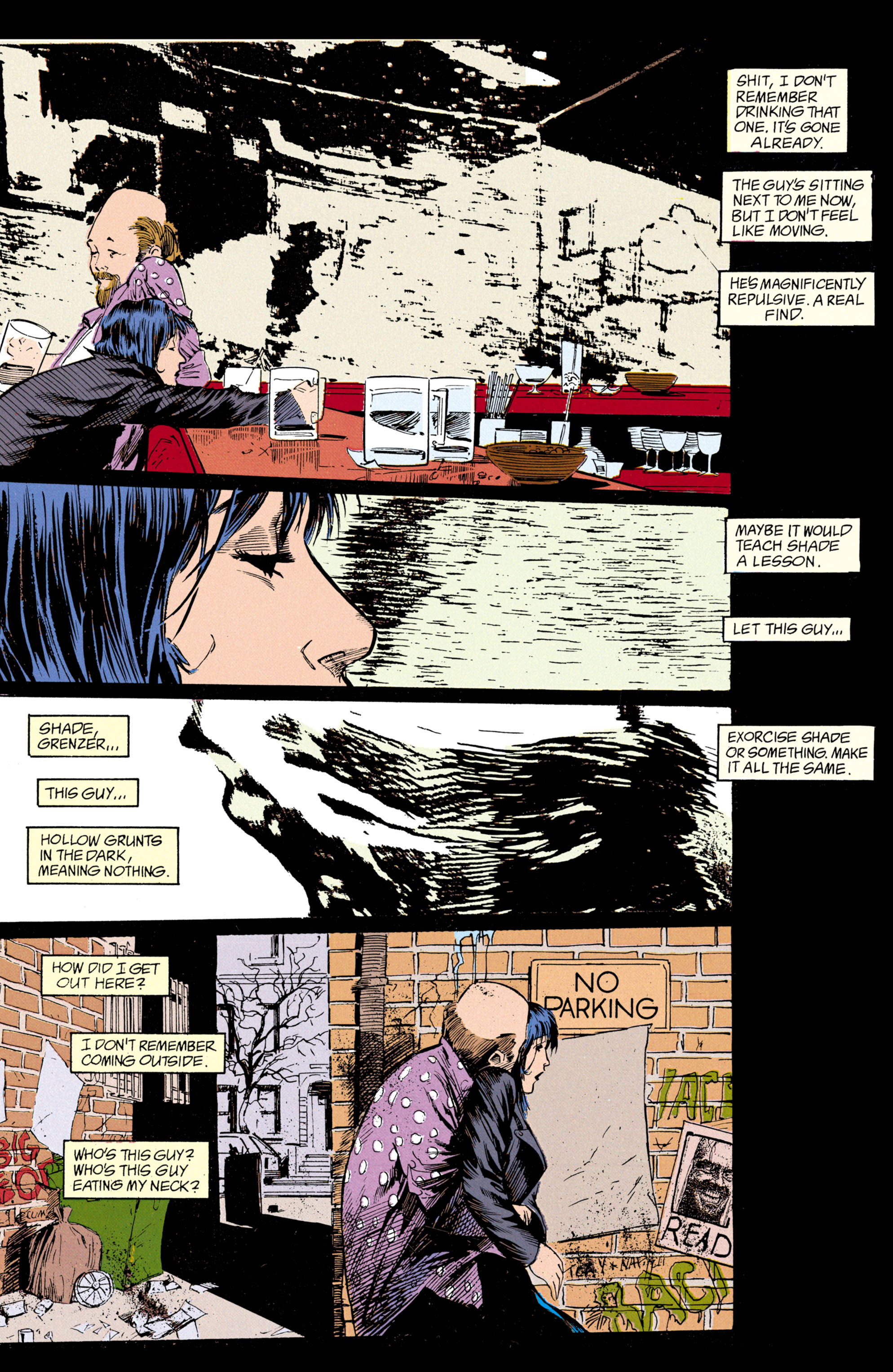 Read online Shade, the Changing Man comic -  Issue #17 - 5