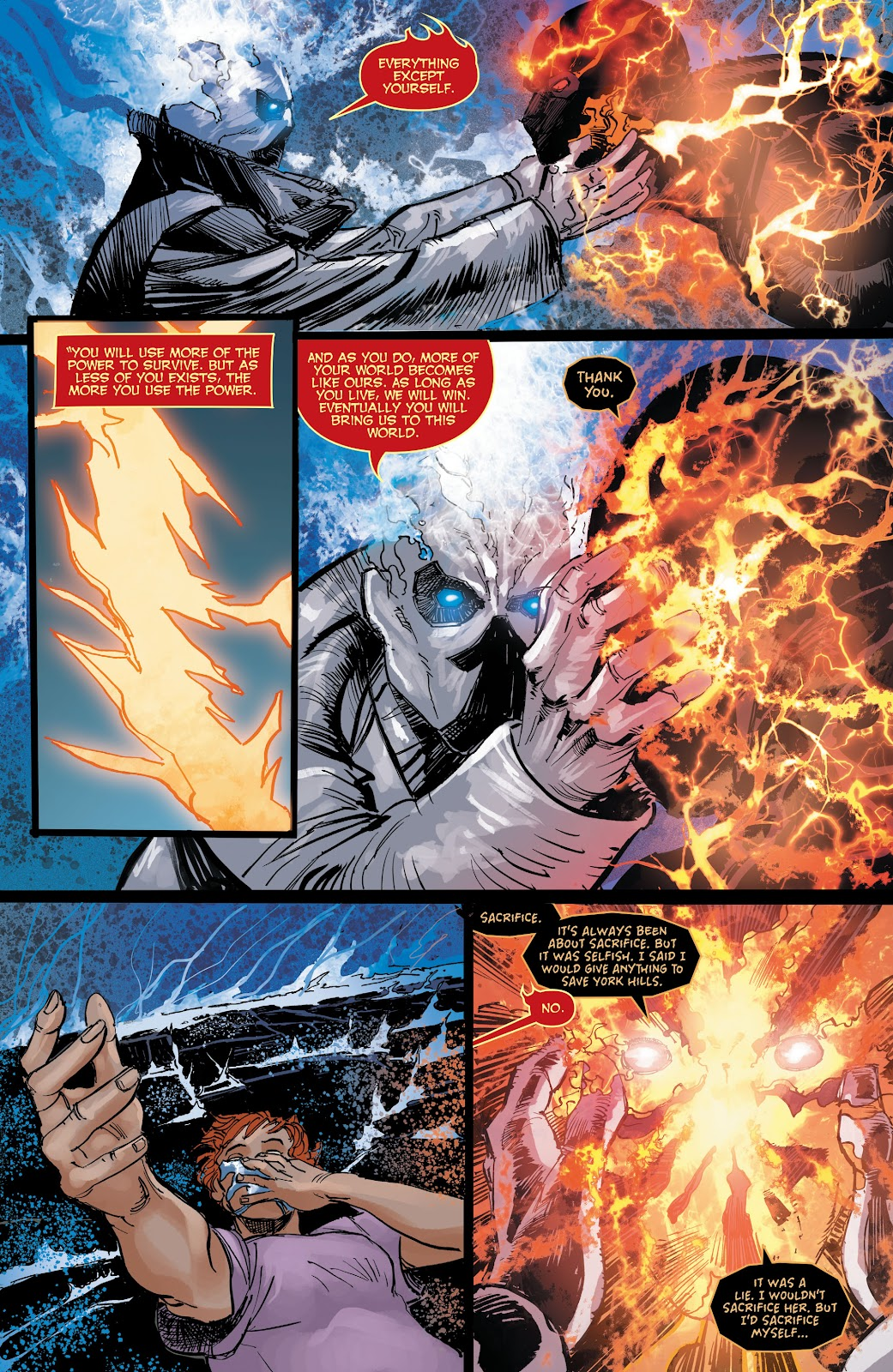 Read online The Curse of Brimstone: Ashes comic -  Issue # TPB (Part 2) - 69