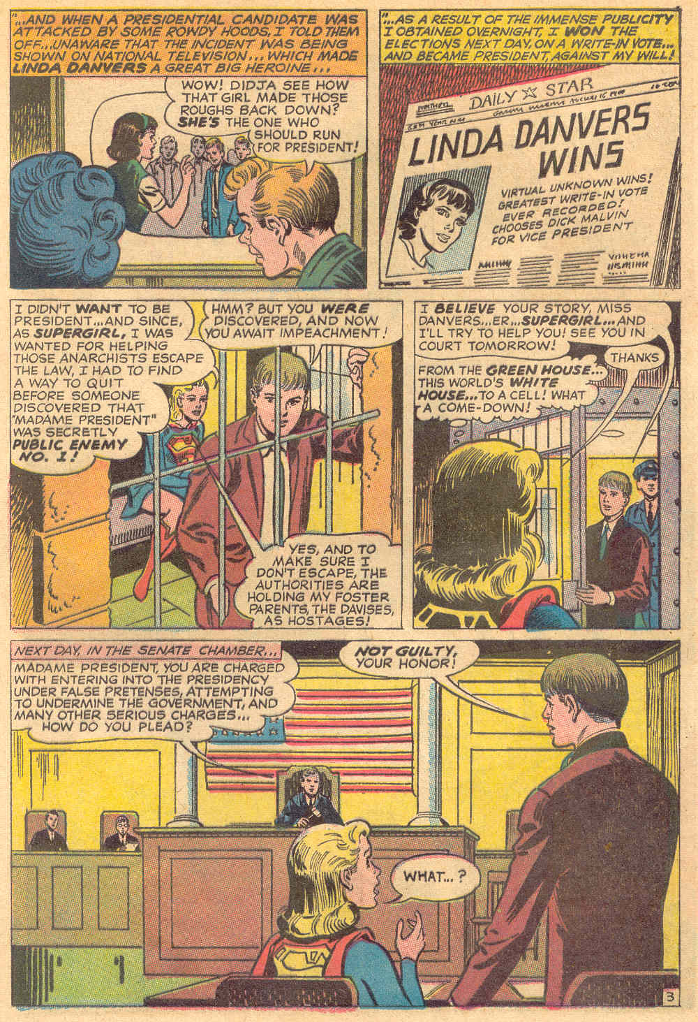 Read online Action Comics (1938) comic -  Issue #345 - 21