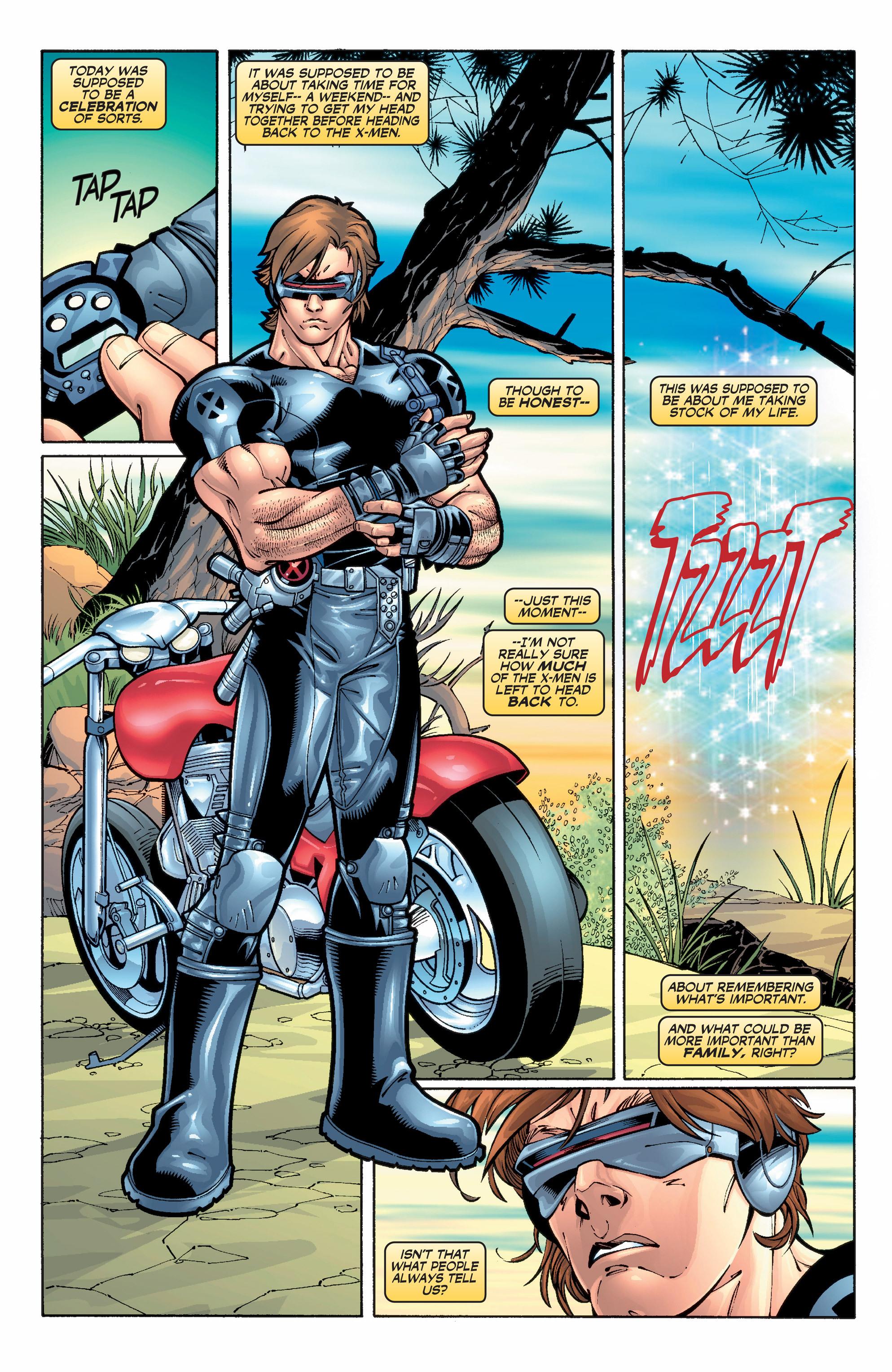 Read online Uncanny X-Men (1963) comic -  Issue #391 - 4