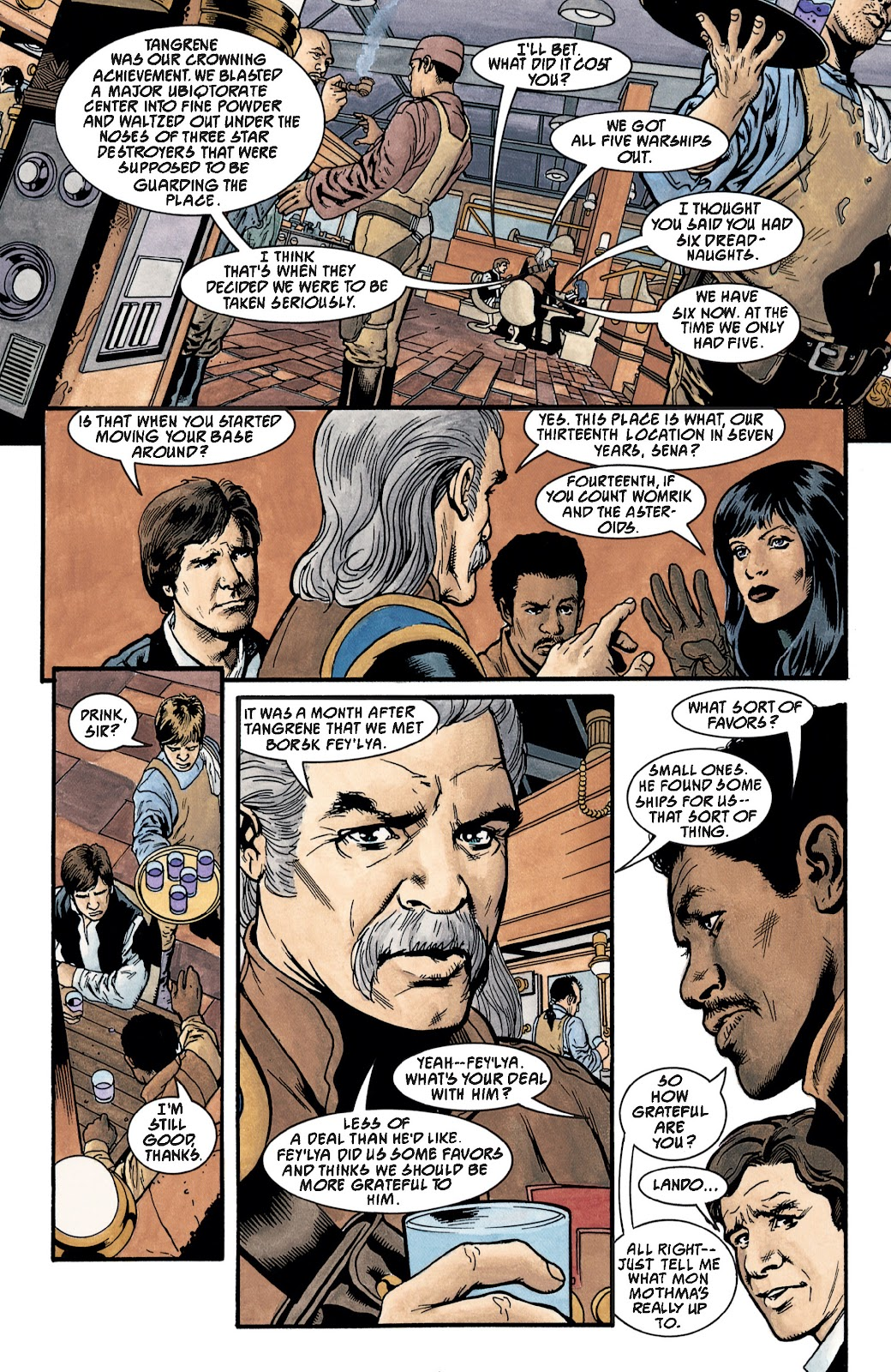 Read online Star Wars Legends: The New Republic - Epic Collection comic -  Issue # TPB 4 (Part 3) - 17