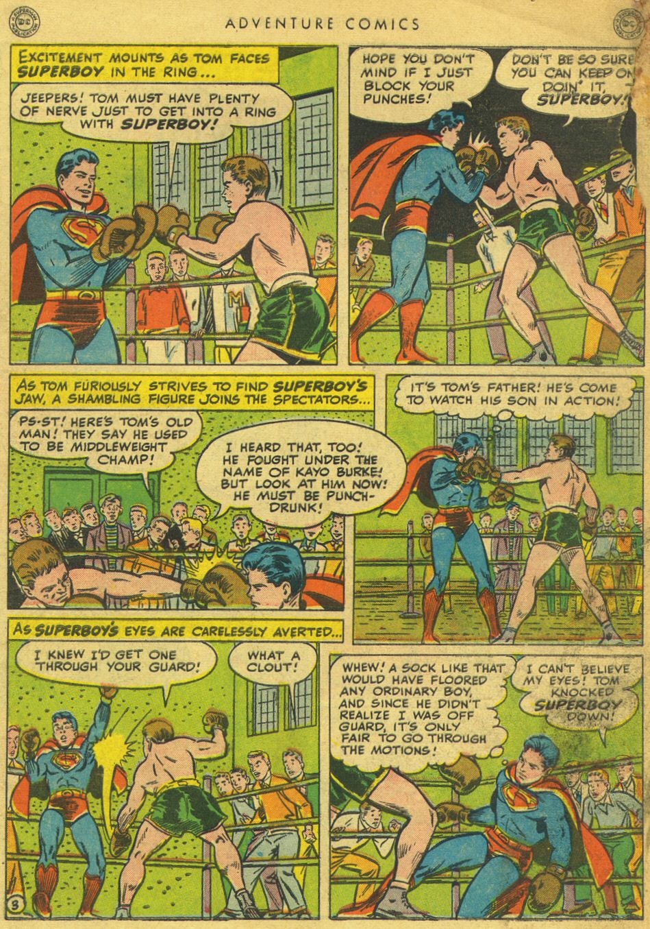 Read online Adventure Comics (1938) comic -  Issue #134 - 5