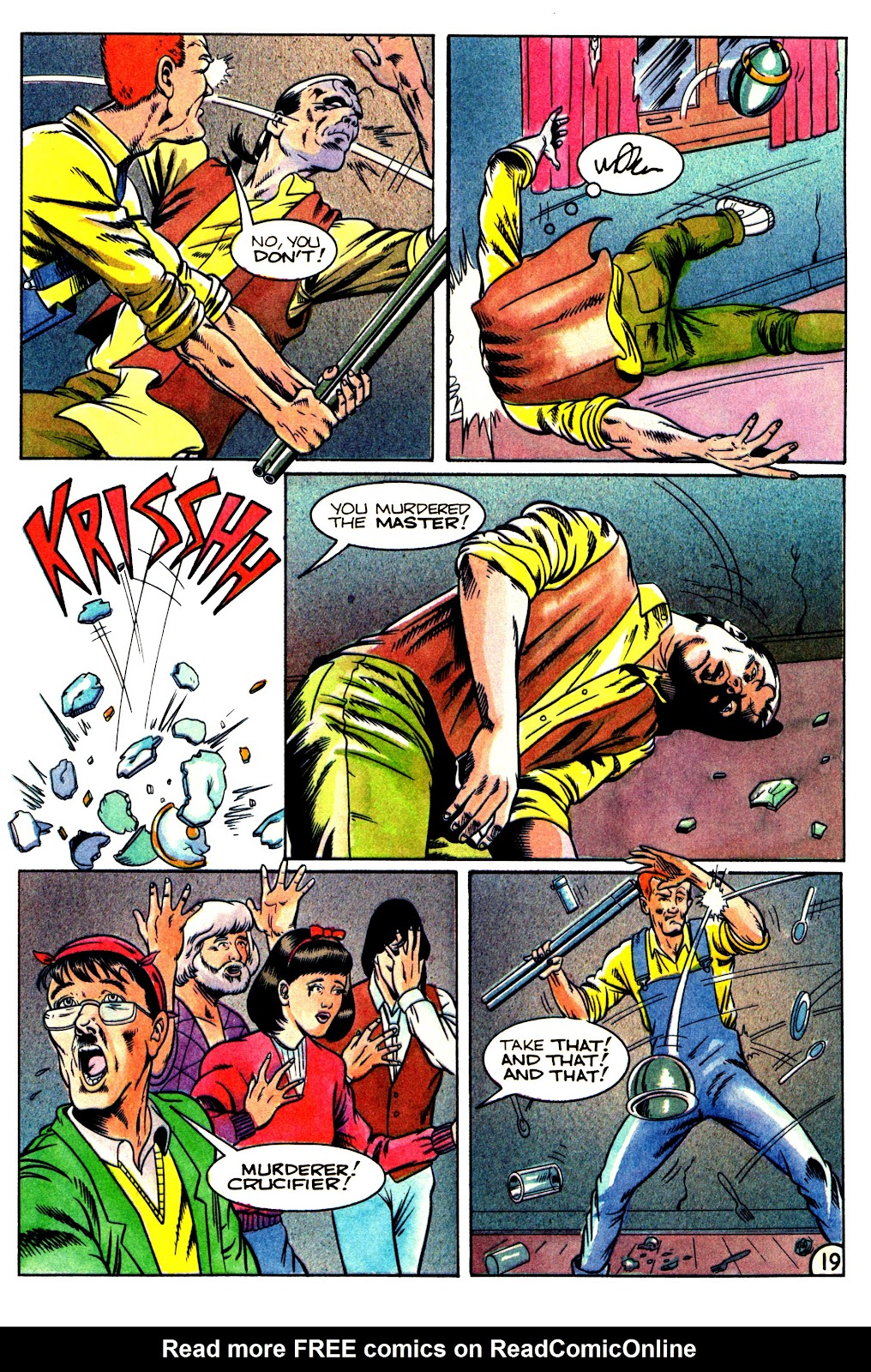 Fright Night issue 20 - Page 23
