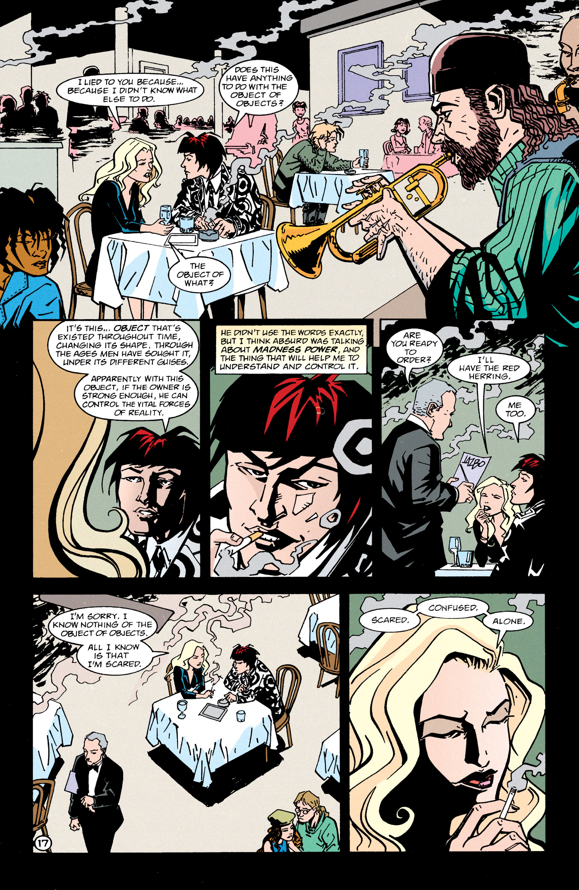 Read online Shade, the Changing Man comic -  Issue #65 - 18