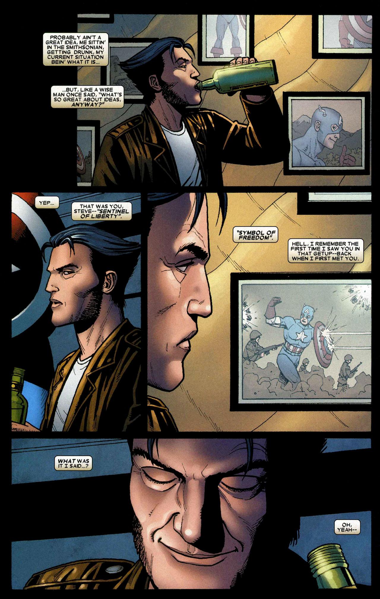 Read online Wolverine: Origins comic -  Issue #16 - 6
