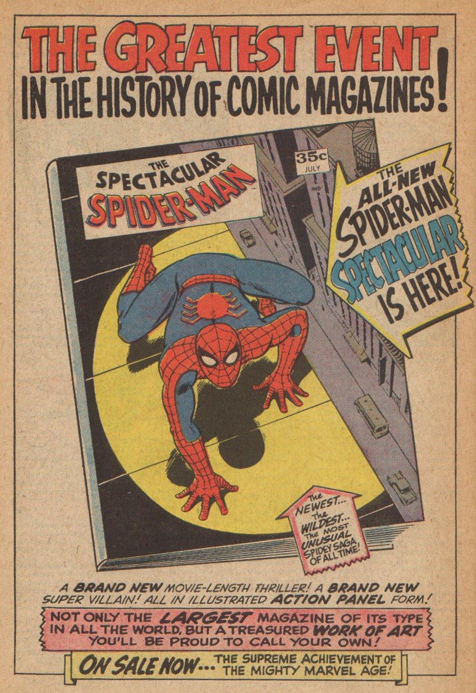 Captain Marvel (1968) Issue #3 #3 - English 25