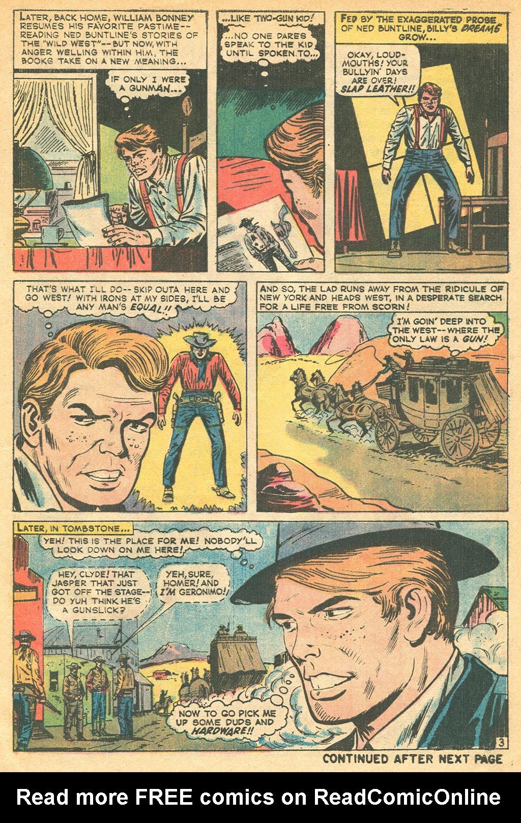 Read online Two-Gun Kid comic -  Issue #115 - 5