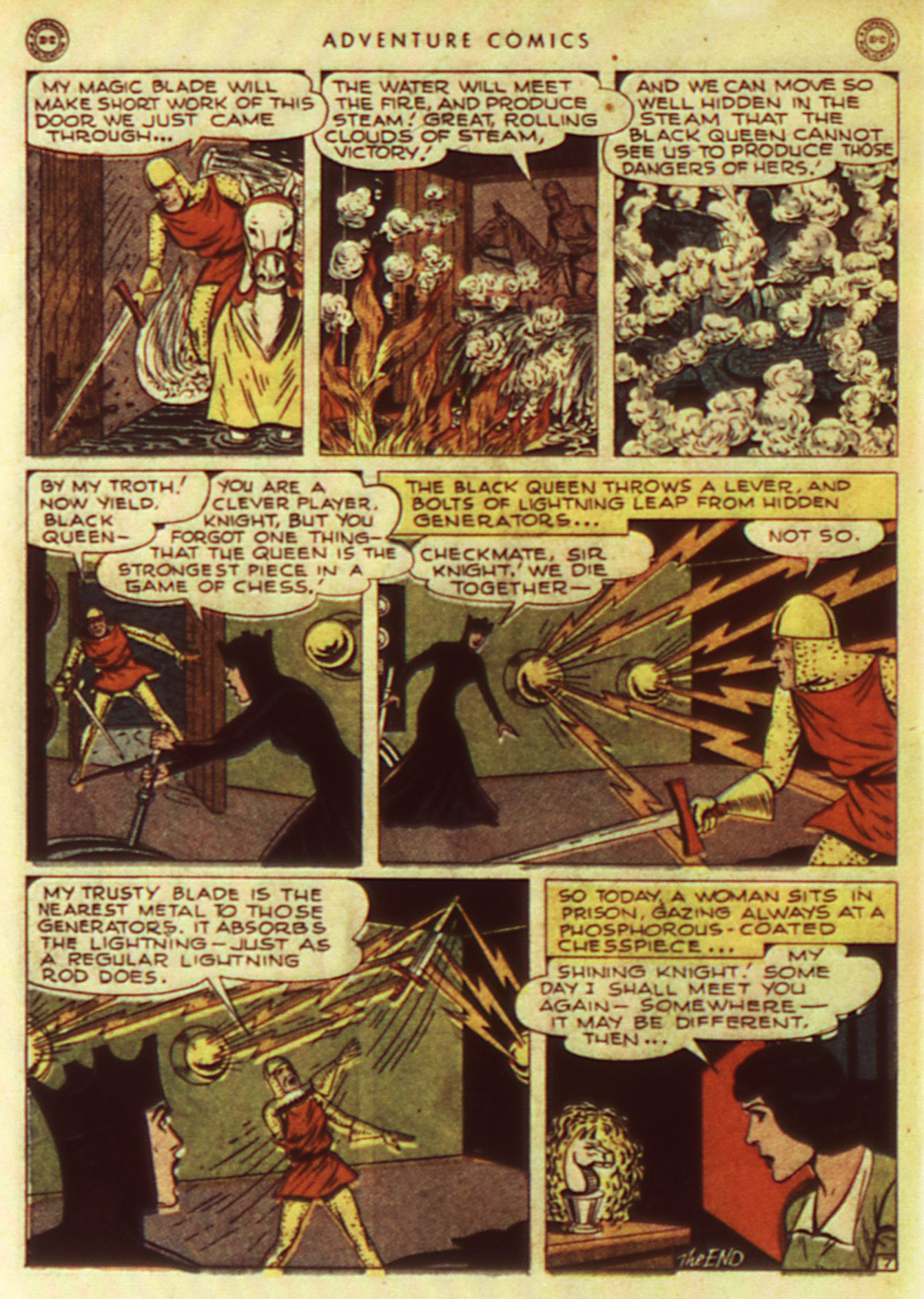 Read online Adventure Comics (1938) comic -  Issue #105 - 48