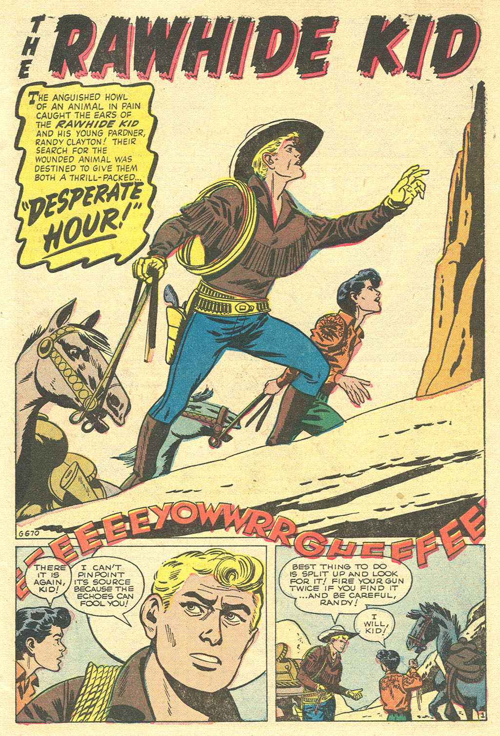 The Rawhide Kid (1955) issue 5 - Page 27