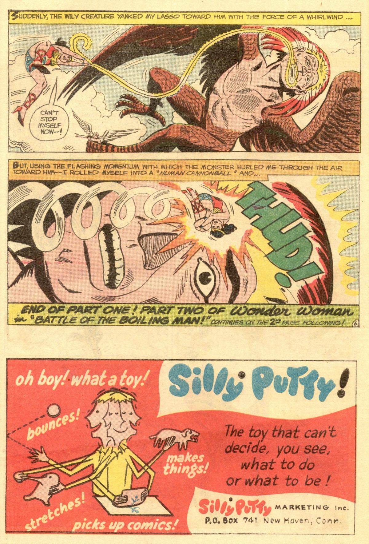 Read online Wonder Woman (1942) comic -  Issue #154 - 8