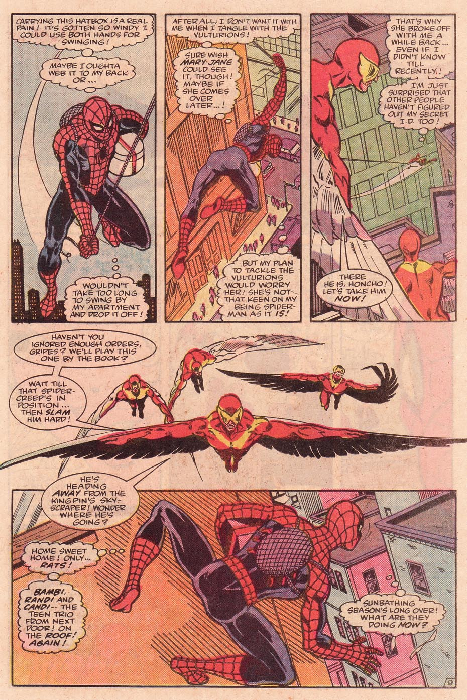 Web of Spider-Man (1985) Issue #2 #12 - English 10