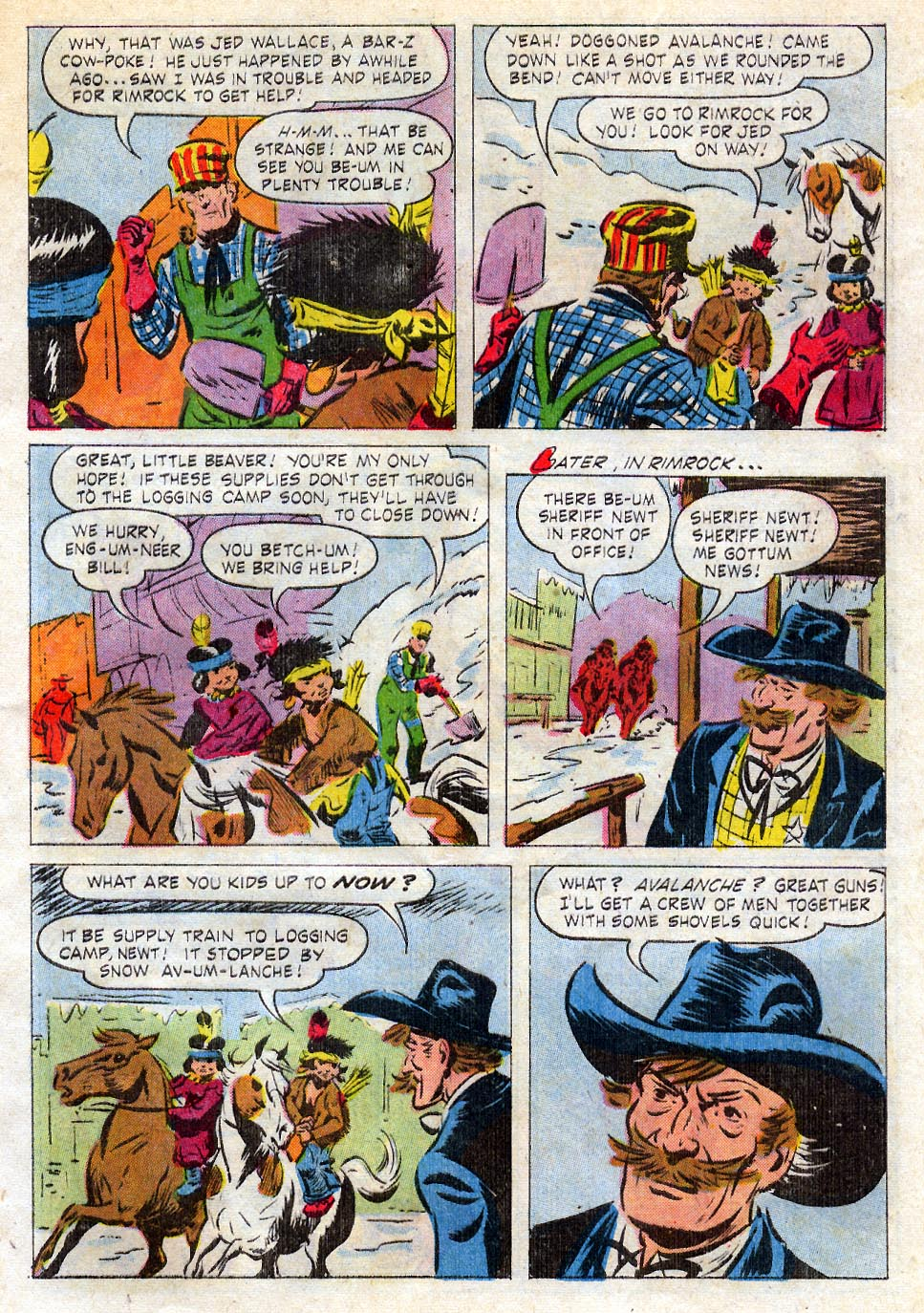 Four Color Comics issue 660 - Page 3