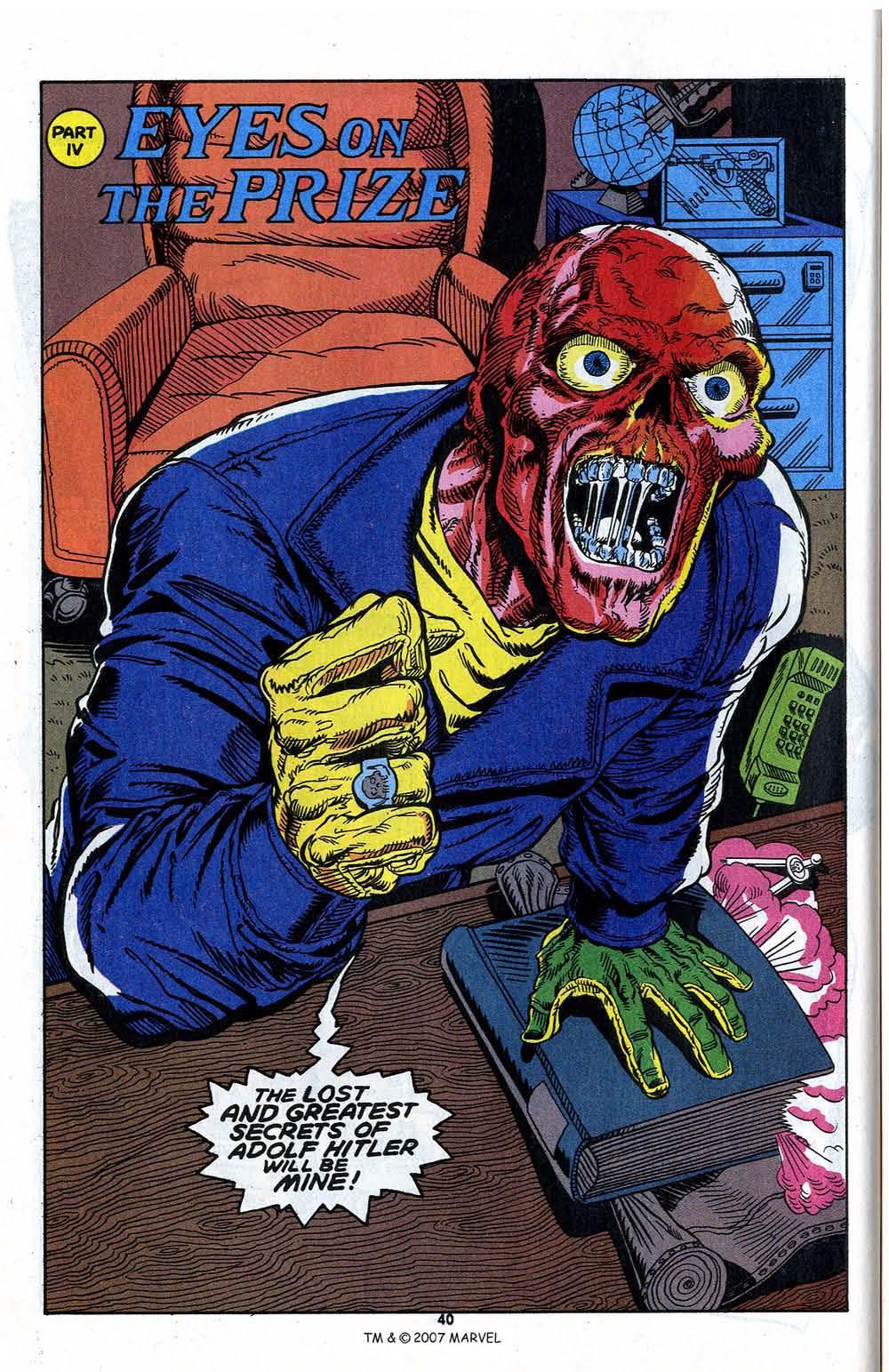 Read online Captain America (1968) comic -  Issue # _Annual 13 - 42