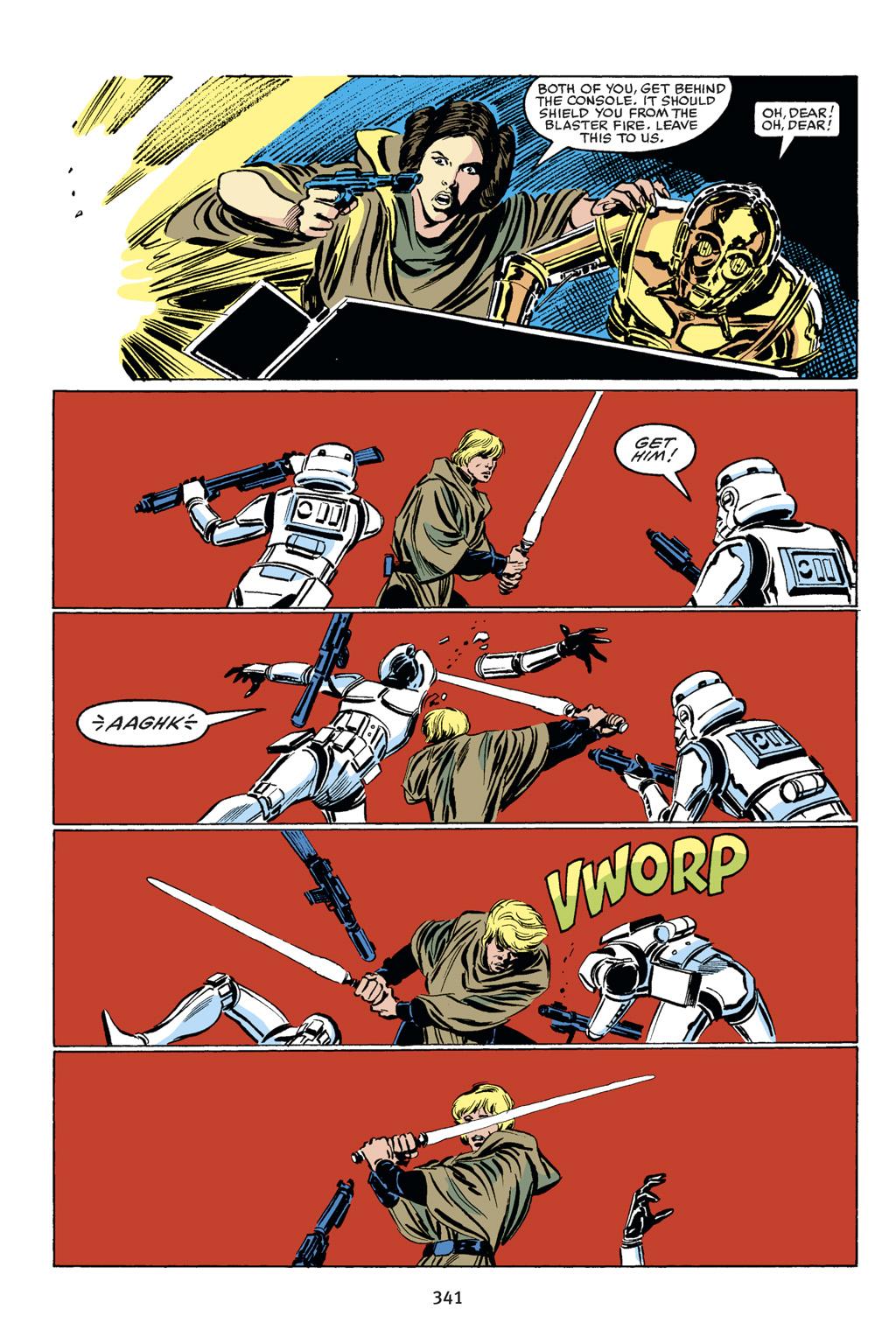 Read online Star Wars Omnibus comic -  Issue # Vol. 18.5 - 60