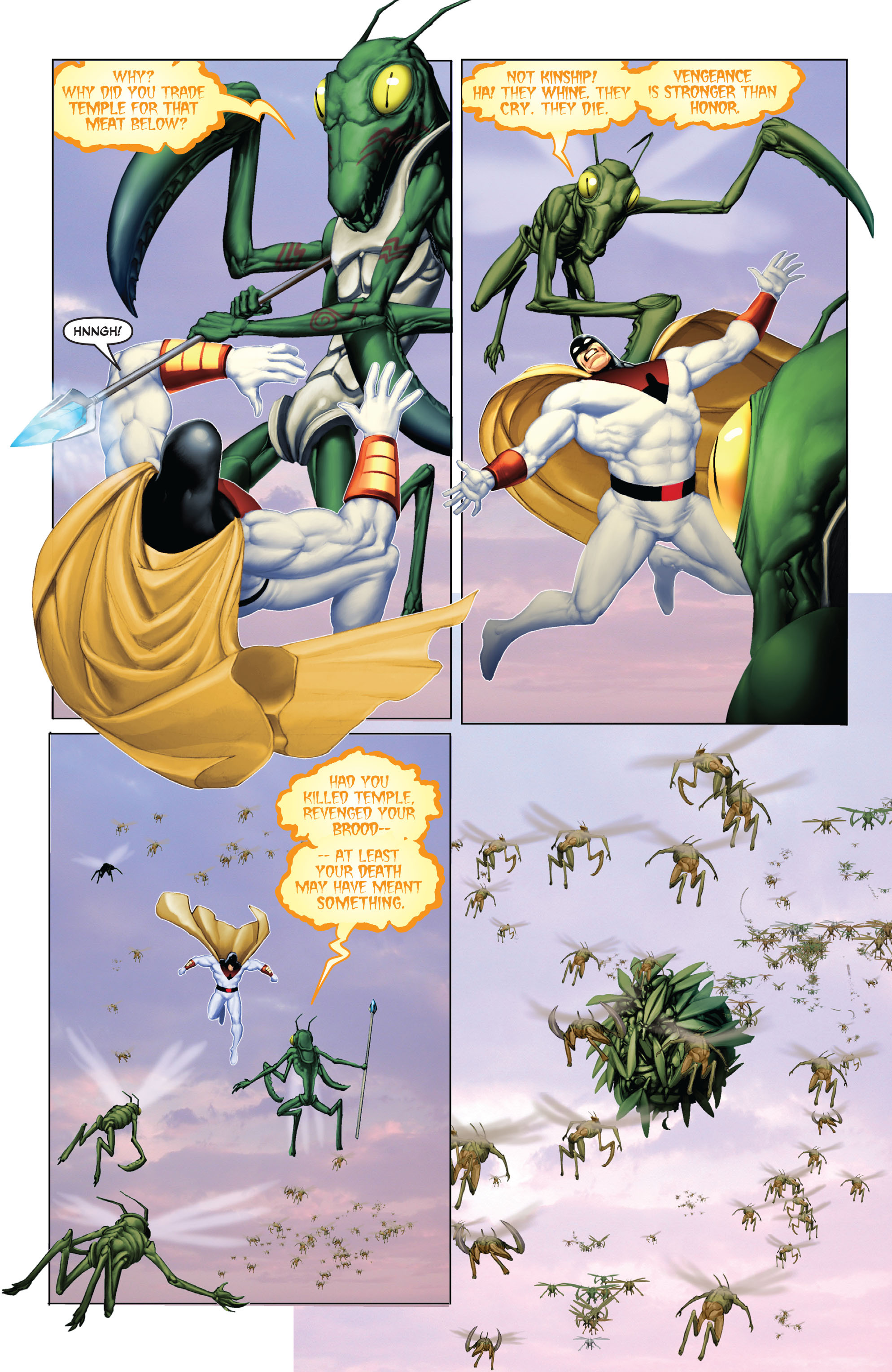 Read online Space Ghost (2016) comic -  Issue # Full - 119