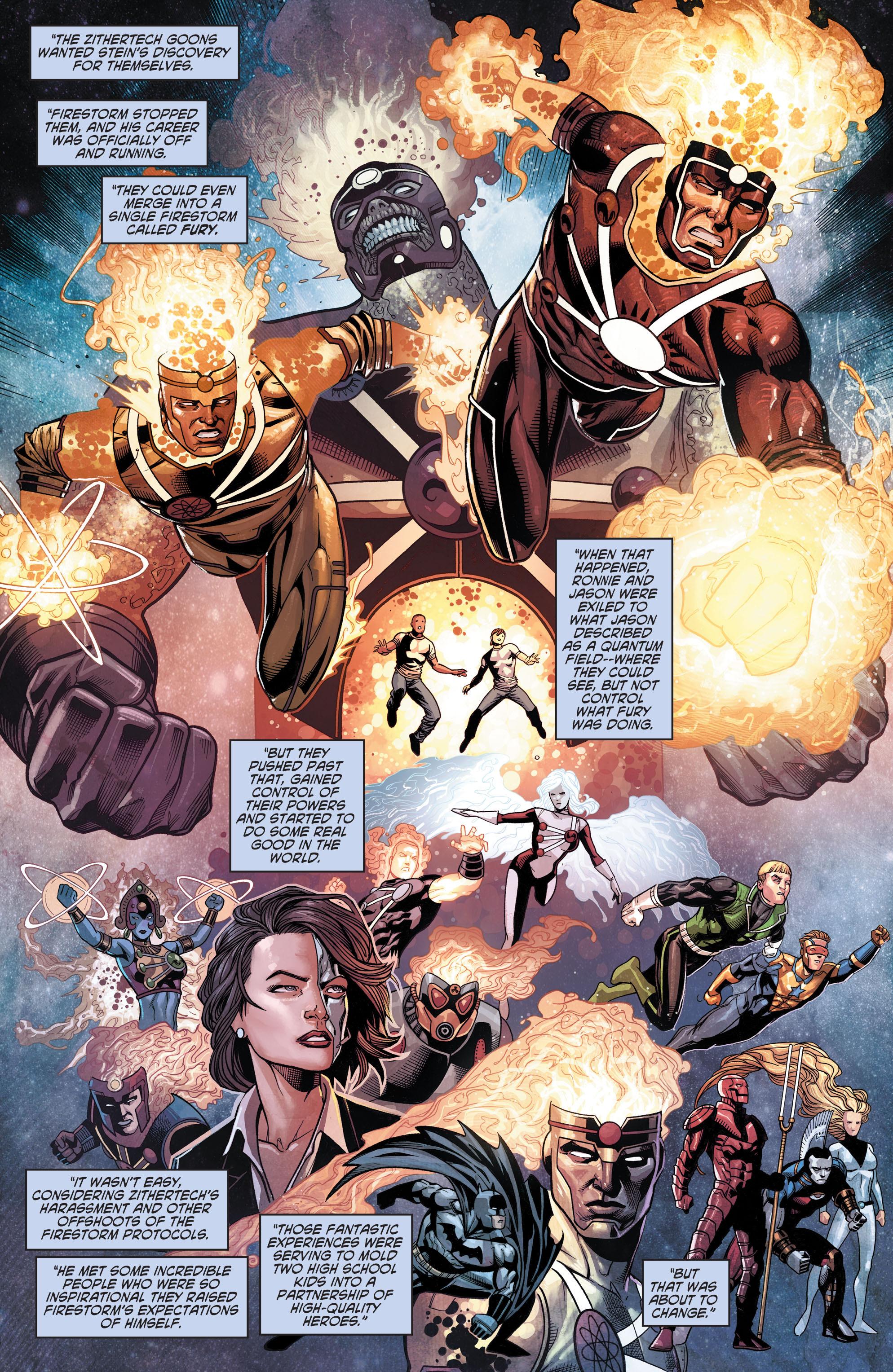 Read online Secret Origins (2014) comic -  Issue #10 - 19