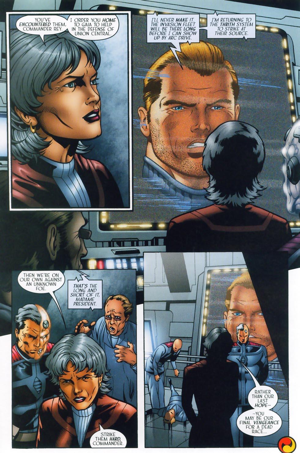 Read online Sigil (2000) comic -  Issue #38 - 19