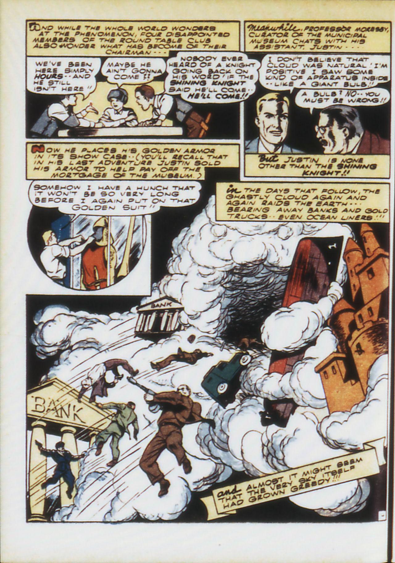 Read online Adventure Comics (1938) comic -  Issue #74 - 37